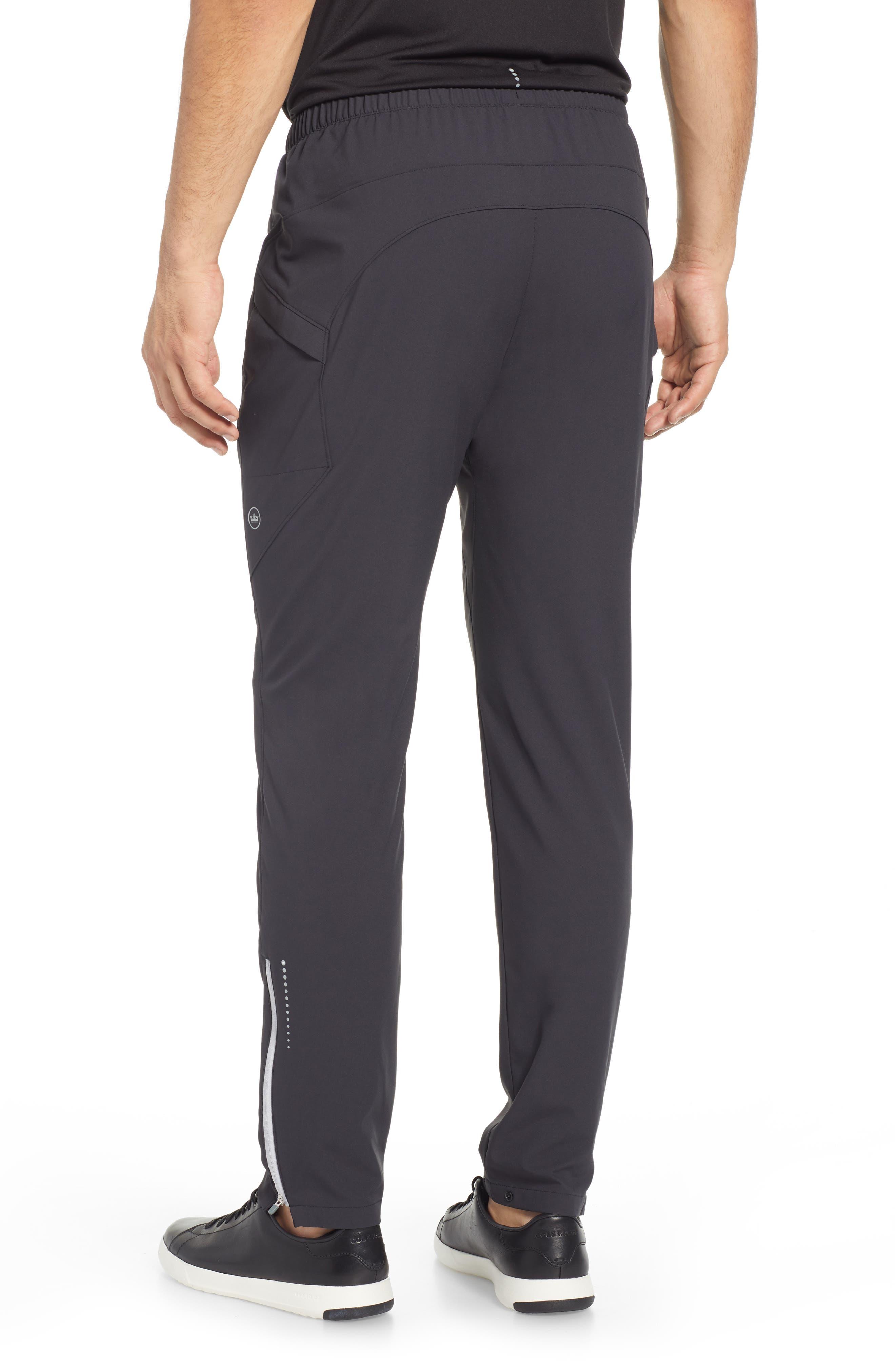 Vancouver Workout Pants,                             Alternate thumbnail 2, color,                             BLACK