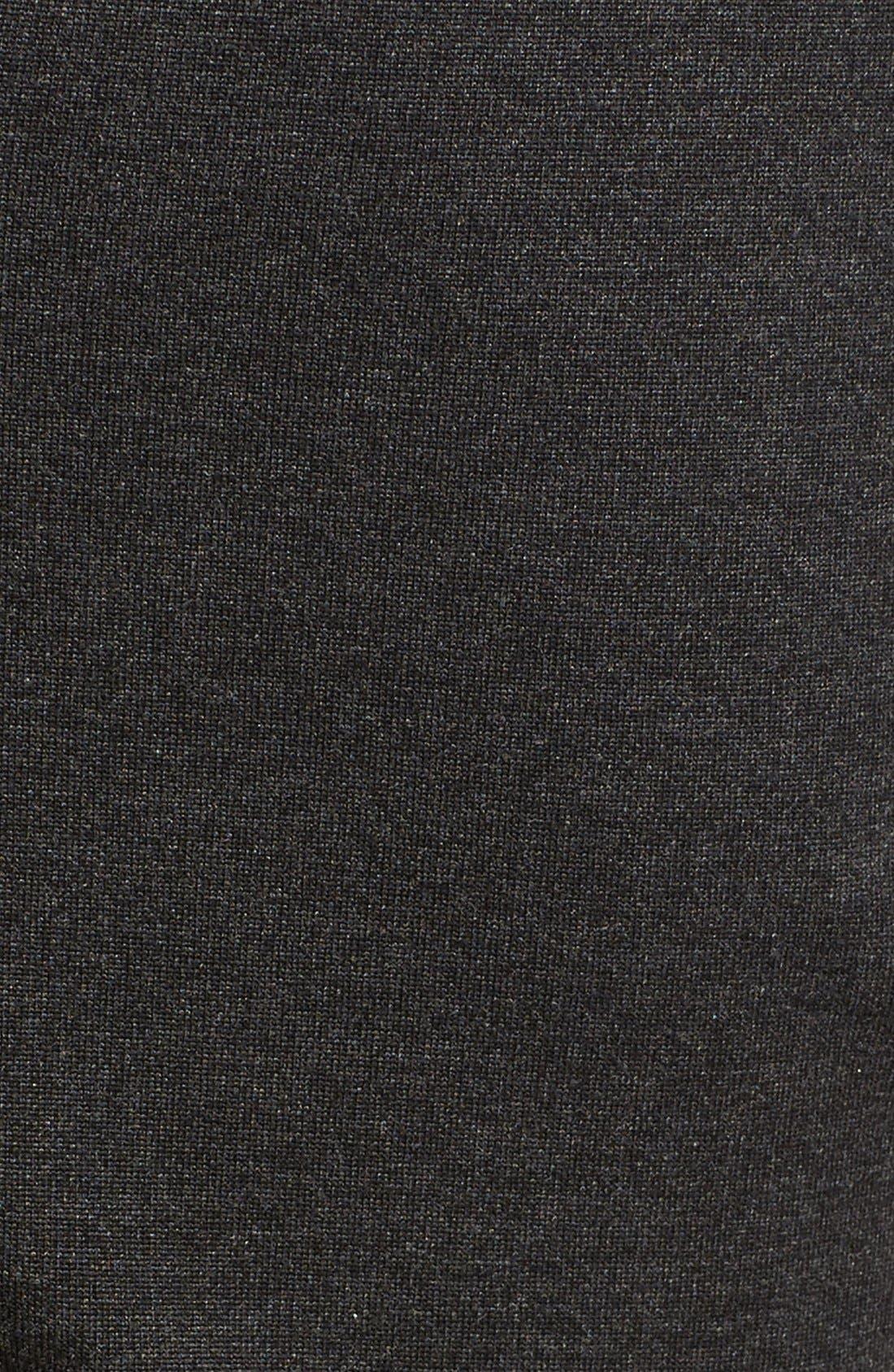 'Aligi' Sleeveless Jersey Sheath Dress,                             Alternate thumbnail 5, color,                             023