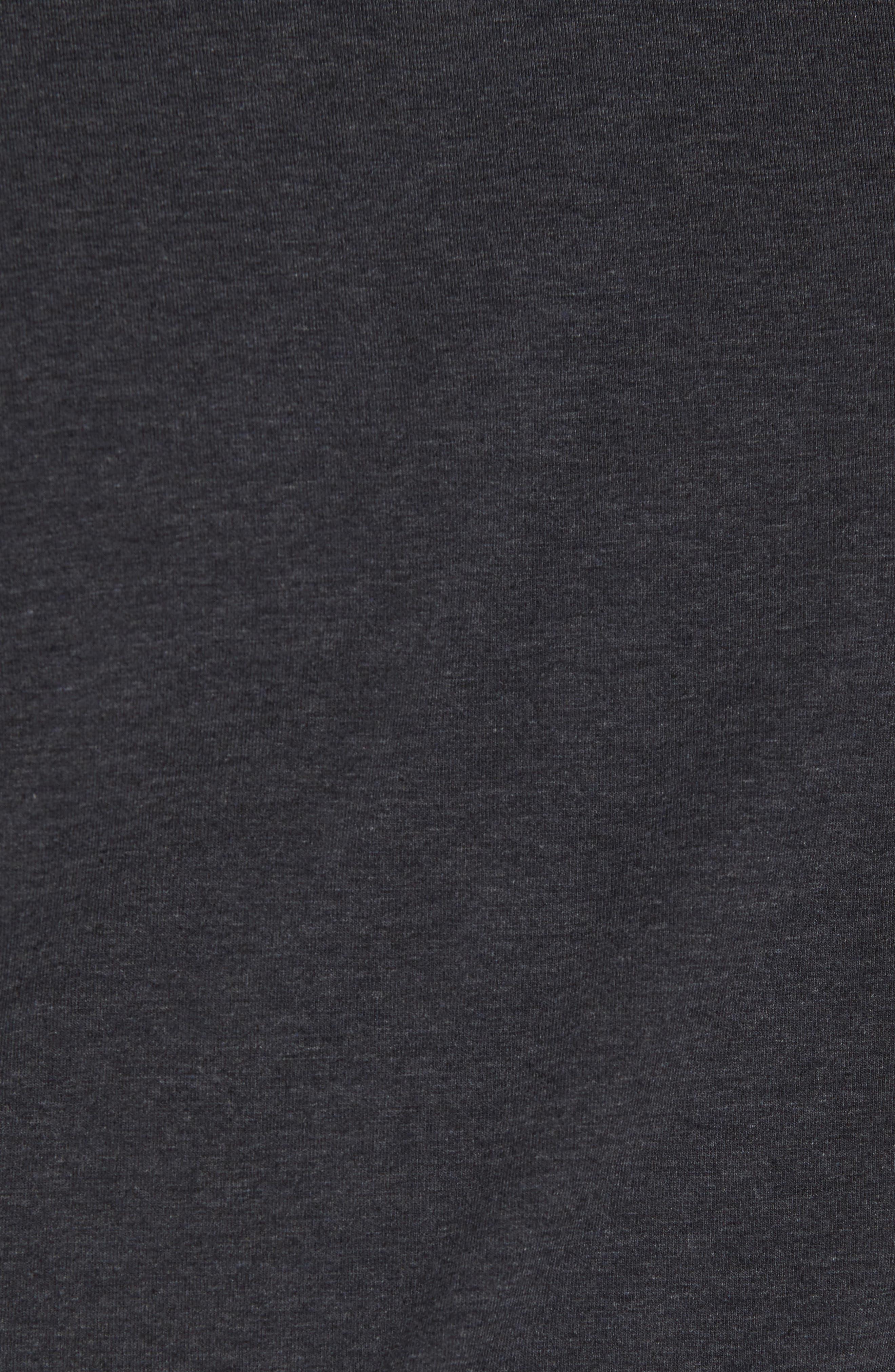 Cloud Soft T-Shirt,                             Alternate thumbnail 5, color,                             020