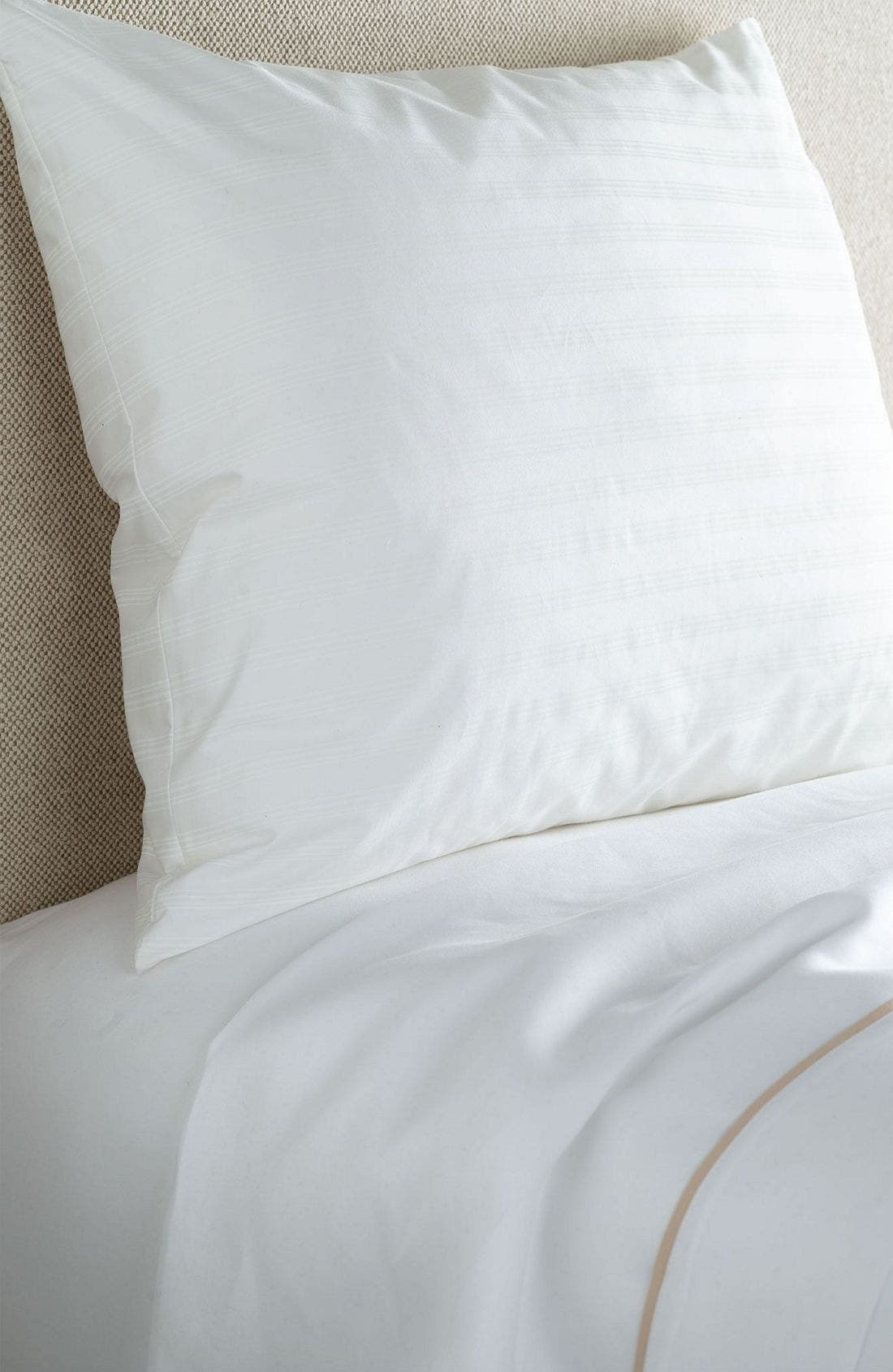 'Home Collection' Hypoallergenic Pillow,                             Alternate thumbnail 6, color,                             WHI