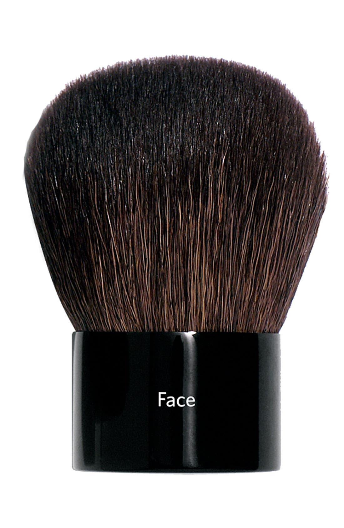 BOBBI BROWN,                             Face Brush,                             Main thumbnail 1, color,                             000