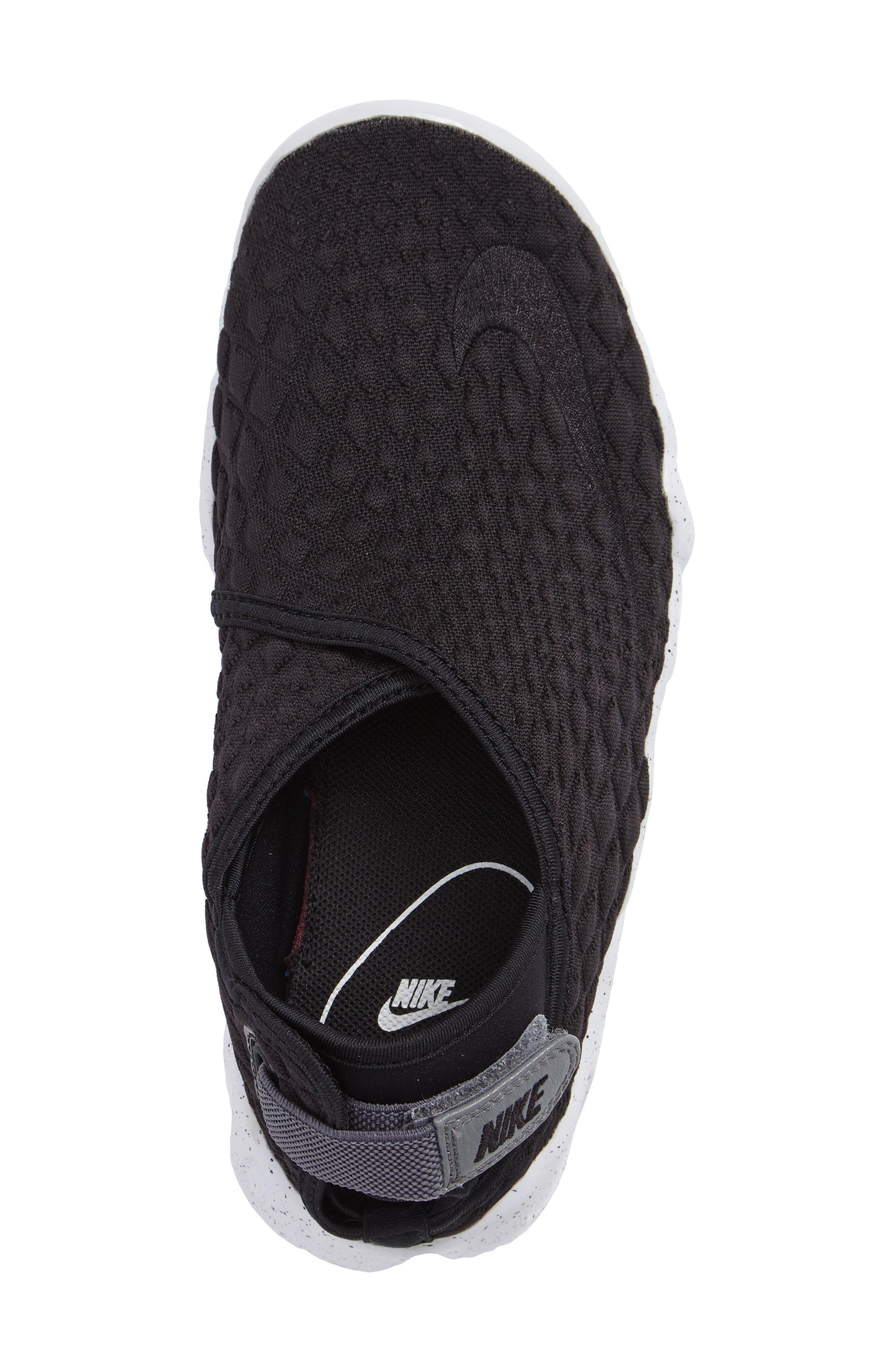 Rift Wrap Slip-On Sneaker,                             Alternate thumbnail 3, color,                             001
