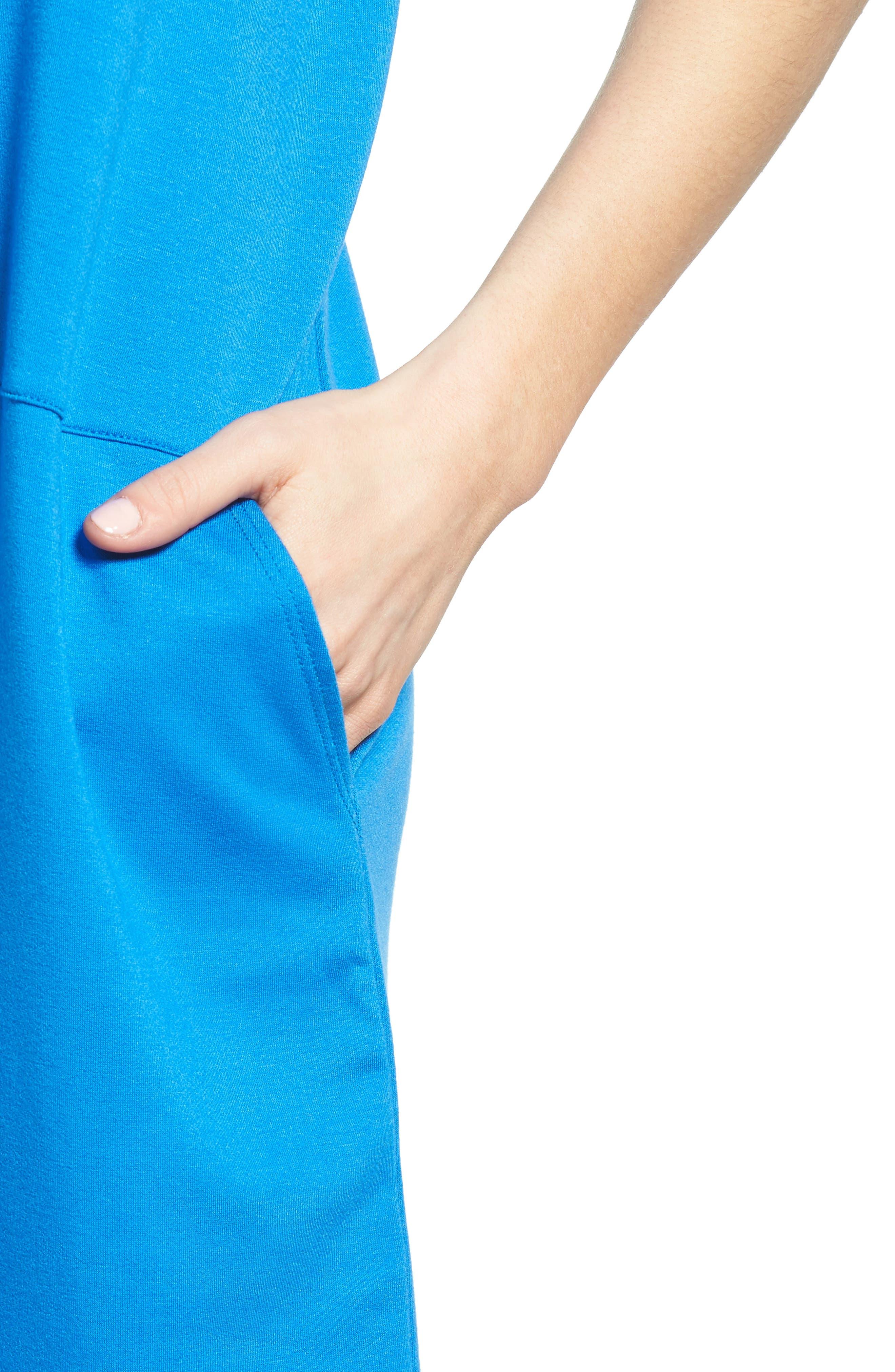 Knit Shift Dress,                             Alternate thumbnail 70, color,