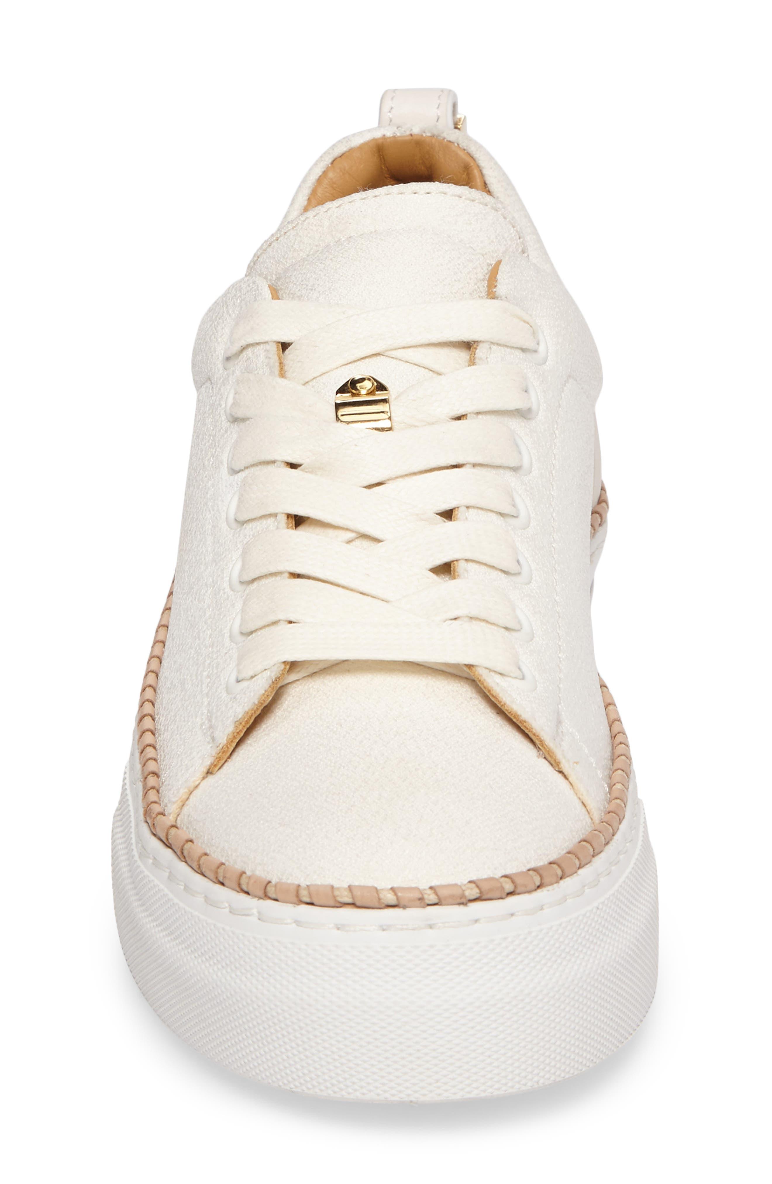 Tennis Crepone Sneaker,                             Alternate thumbnail 4, color,                             900