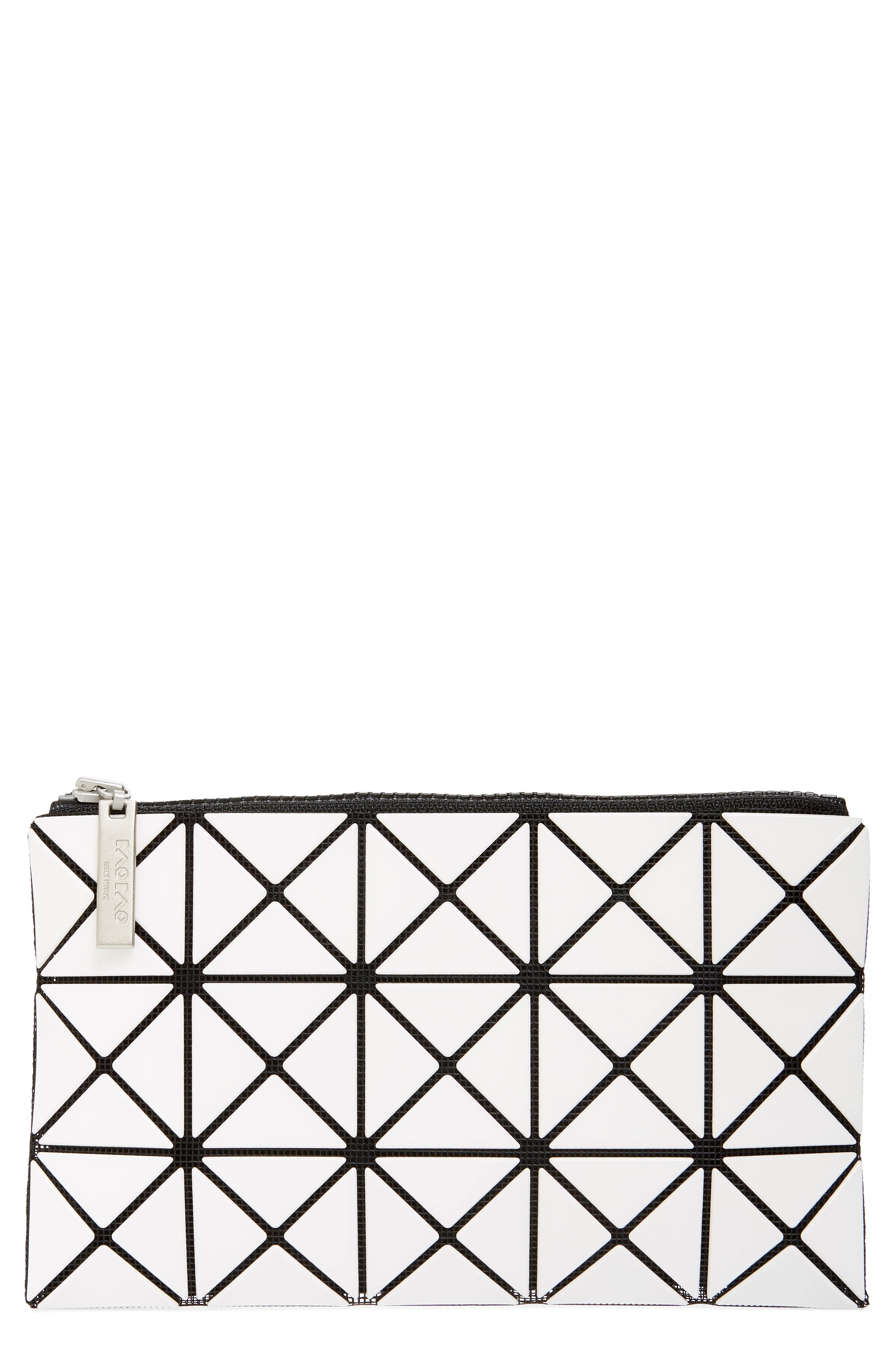 Prism Pouch,                         Main,                         color, WHITE