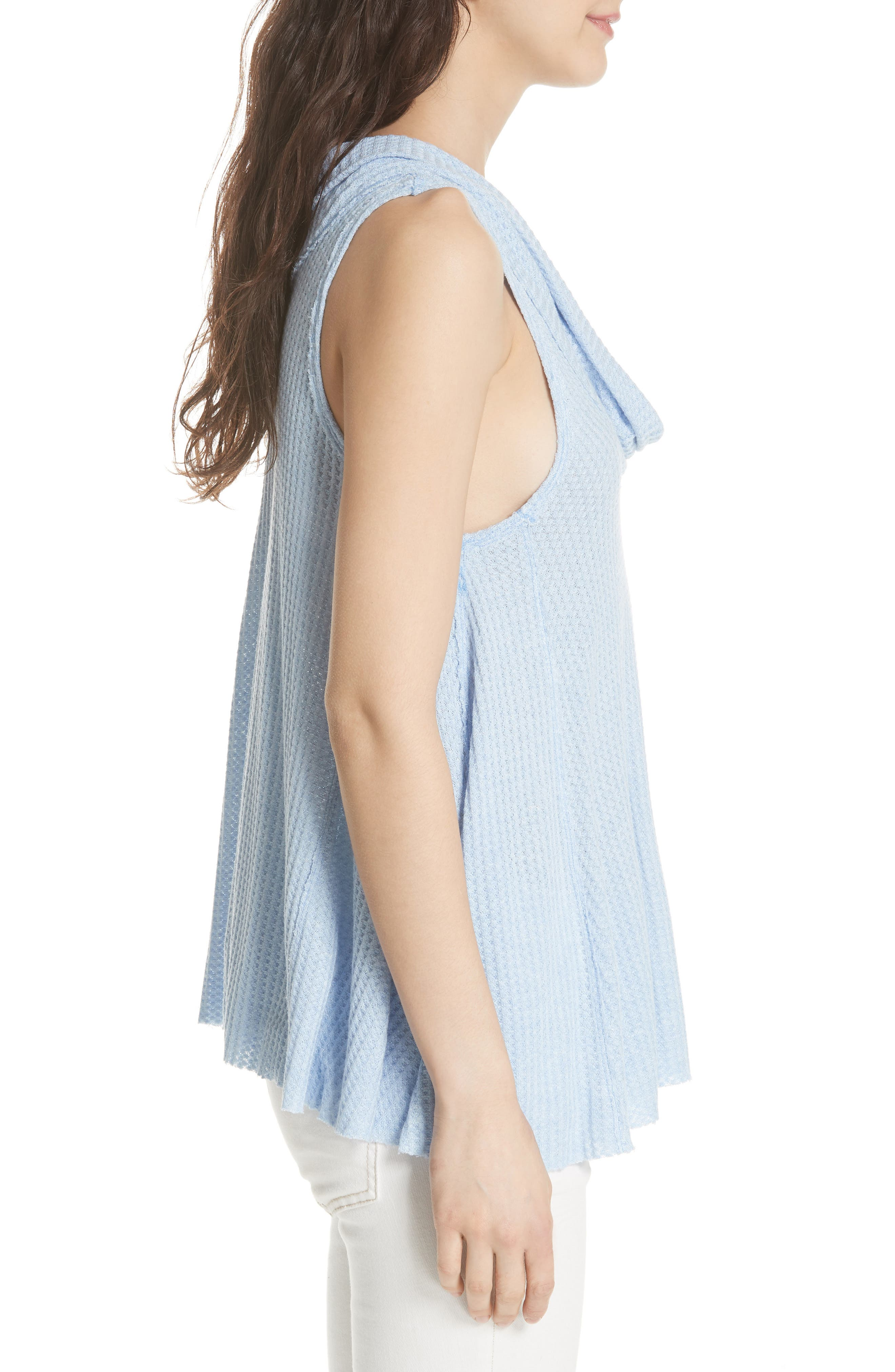 We the Free by Free People Swing It Cowl Tank,                             Alternate thumbnail 12, color,