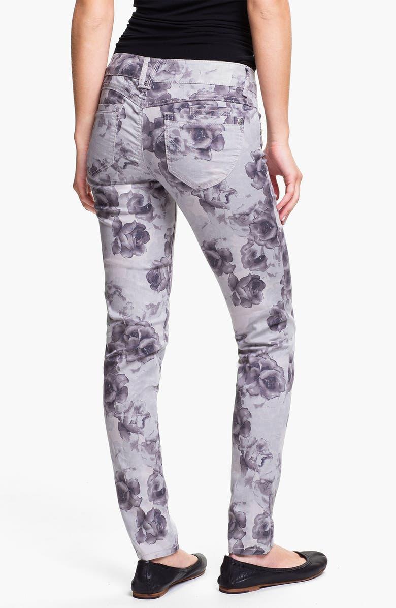 4b203dd1d37 Jolt Print Denim Skinny Jeans (Juniors)