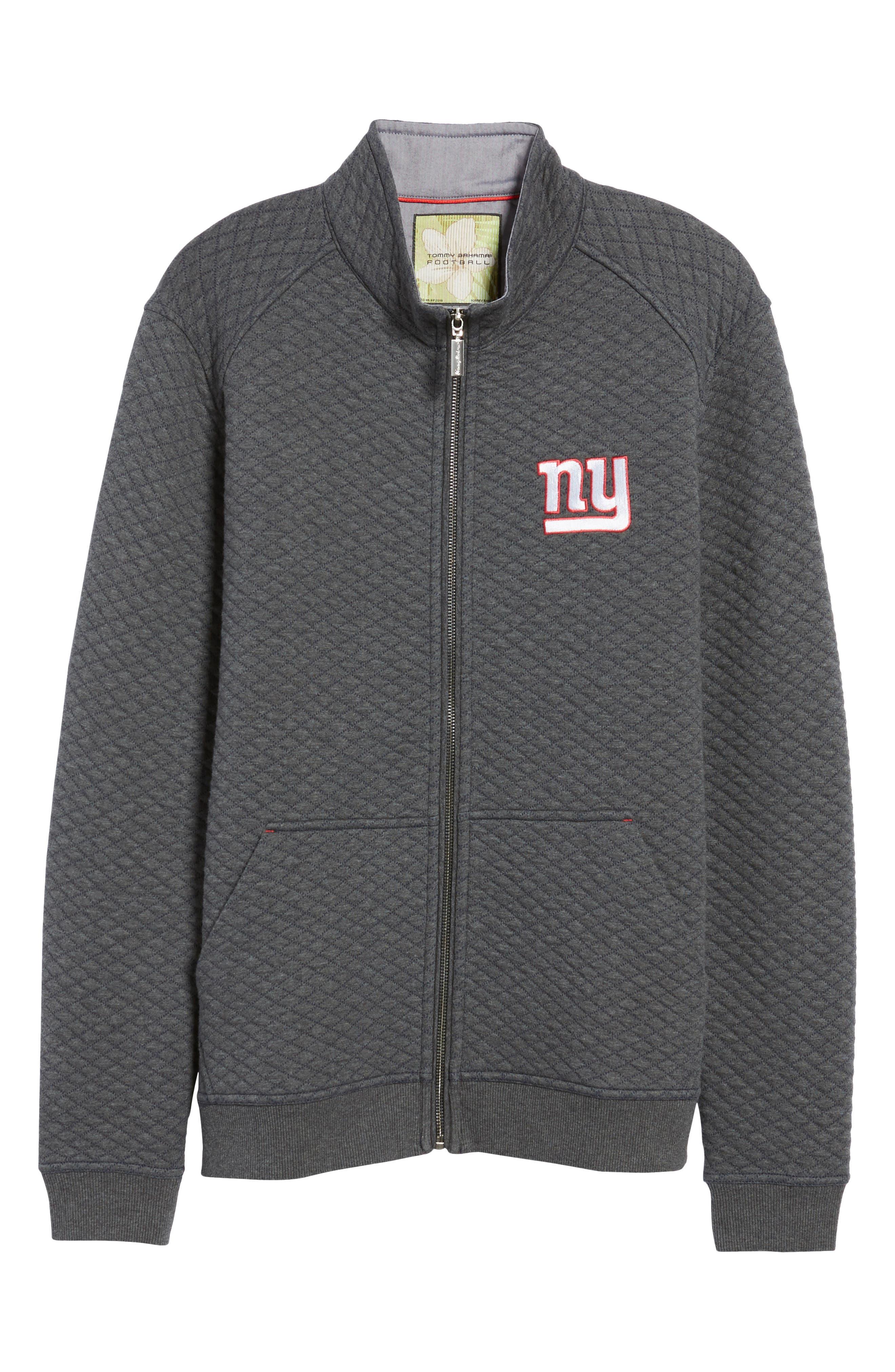 NFL Quiltessential Full Zip Sweatshirt,                             Alternate thumbnail 174, color,