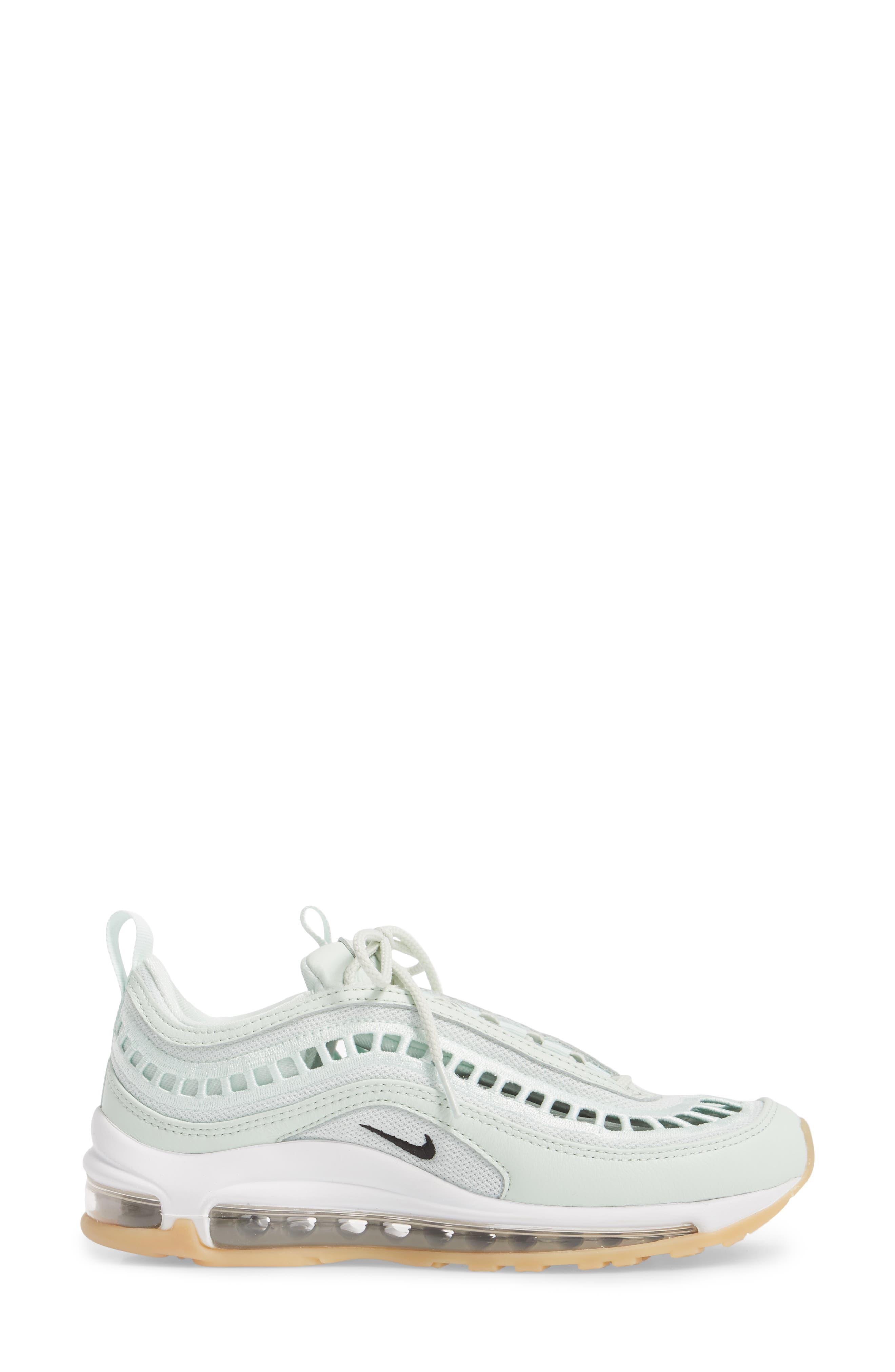 Air Max 97 Ultra '17 SI Sneaker,                             Alternate thumbnail 3, color,                             020