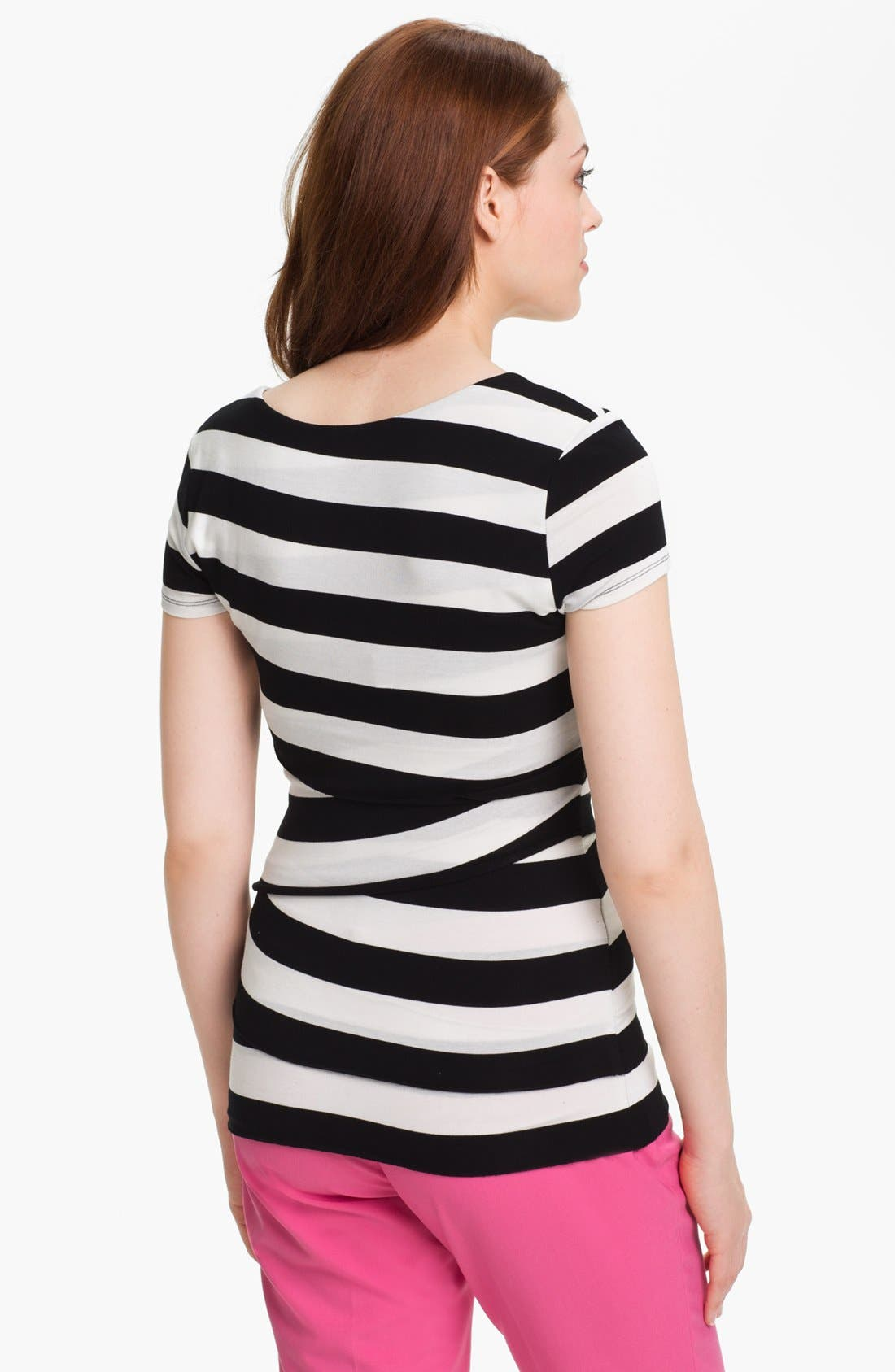 Stripe Bandage Top,                             Alternate thumbnail 13, color,
