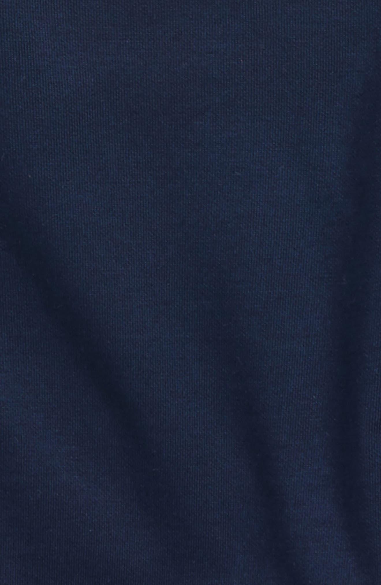 Raglan Sleeve Sweatshirt,                             Alternate thumbnail 6, color,