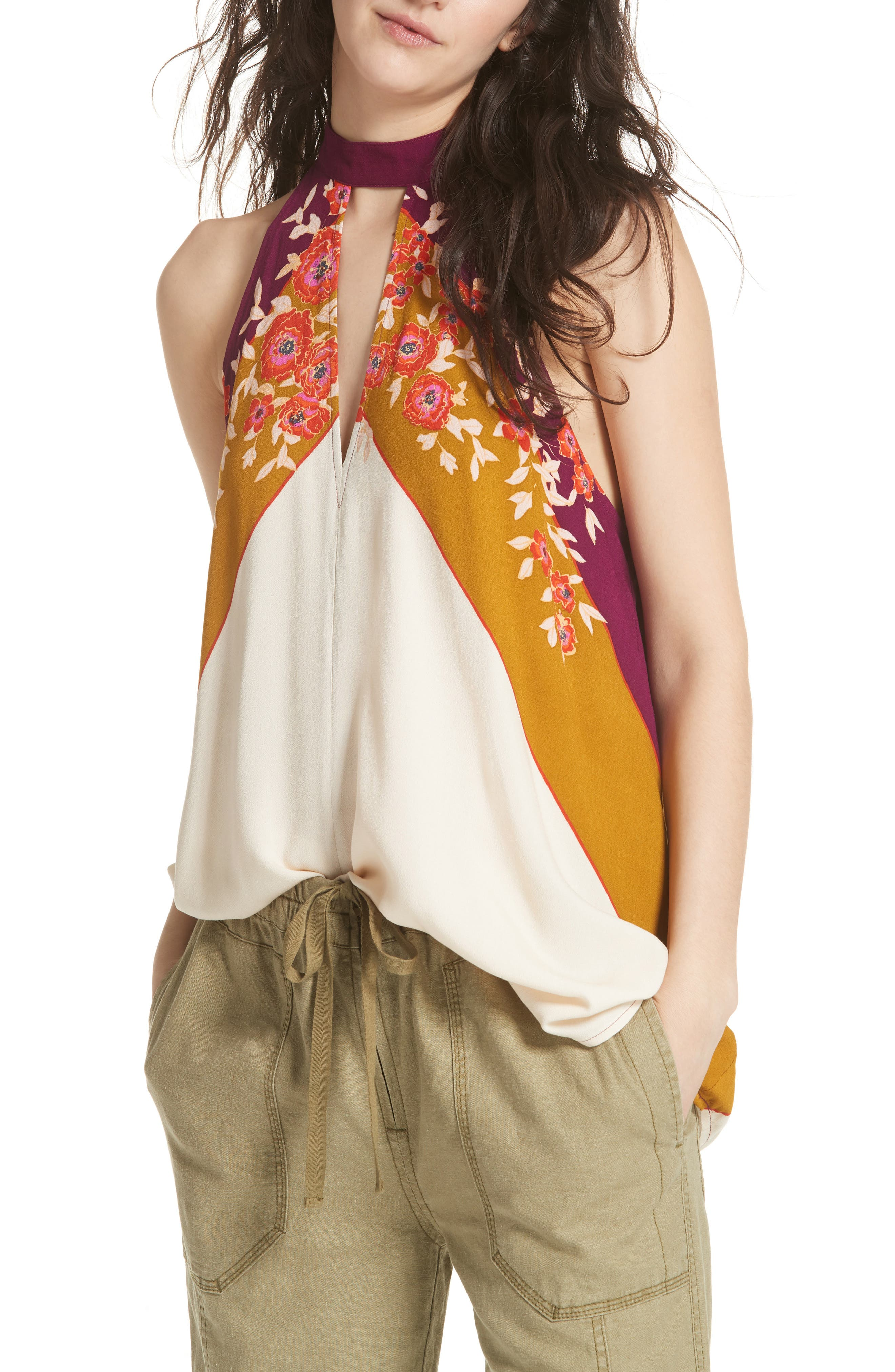 Beat of My Heart Tunic,                         Main,                         color, 200