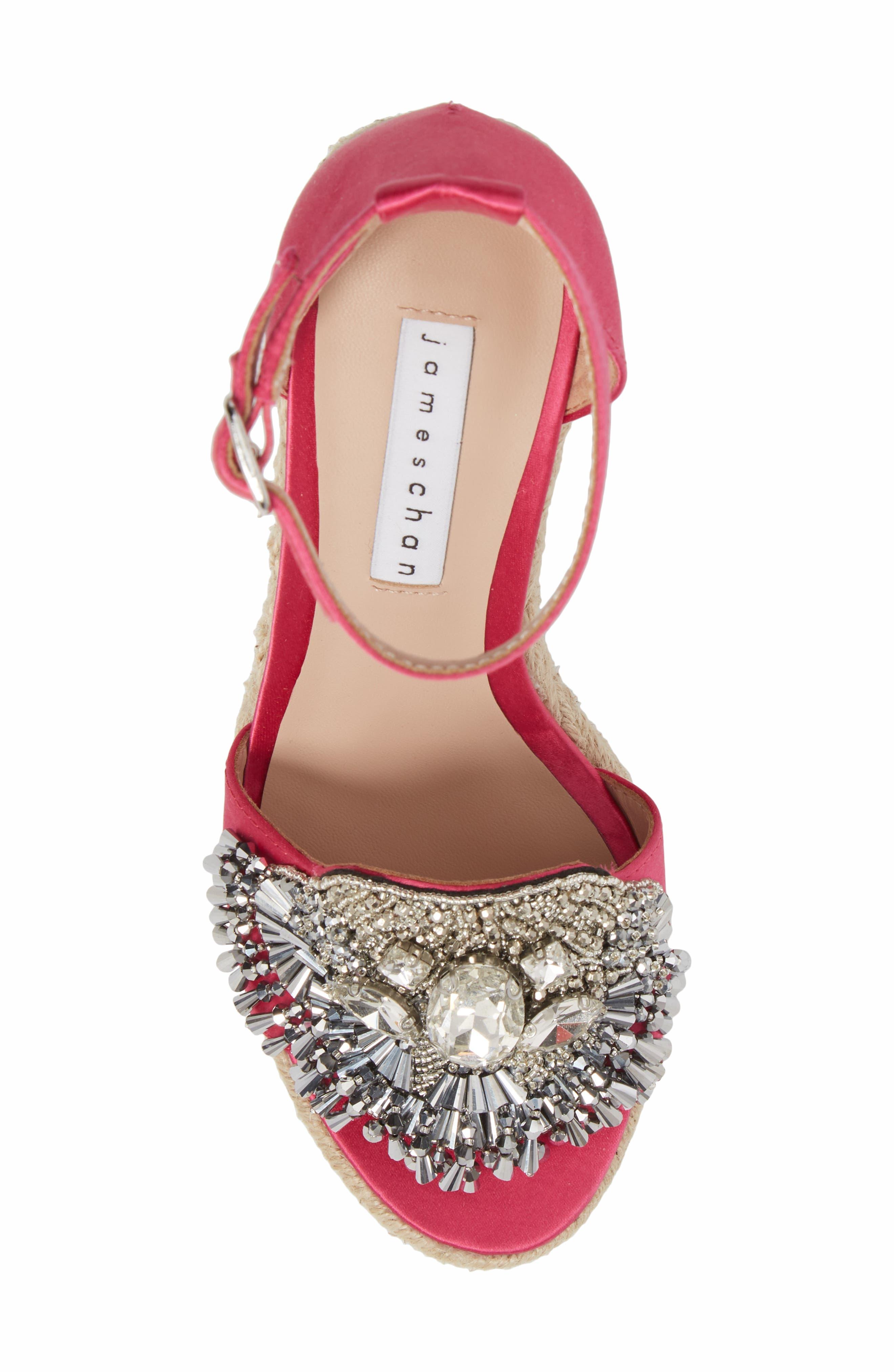 Maxim Platform Wedge Sandal,                             Alternate thumbnail 15, color,