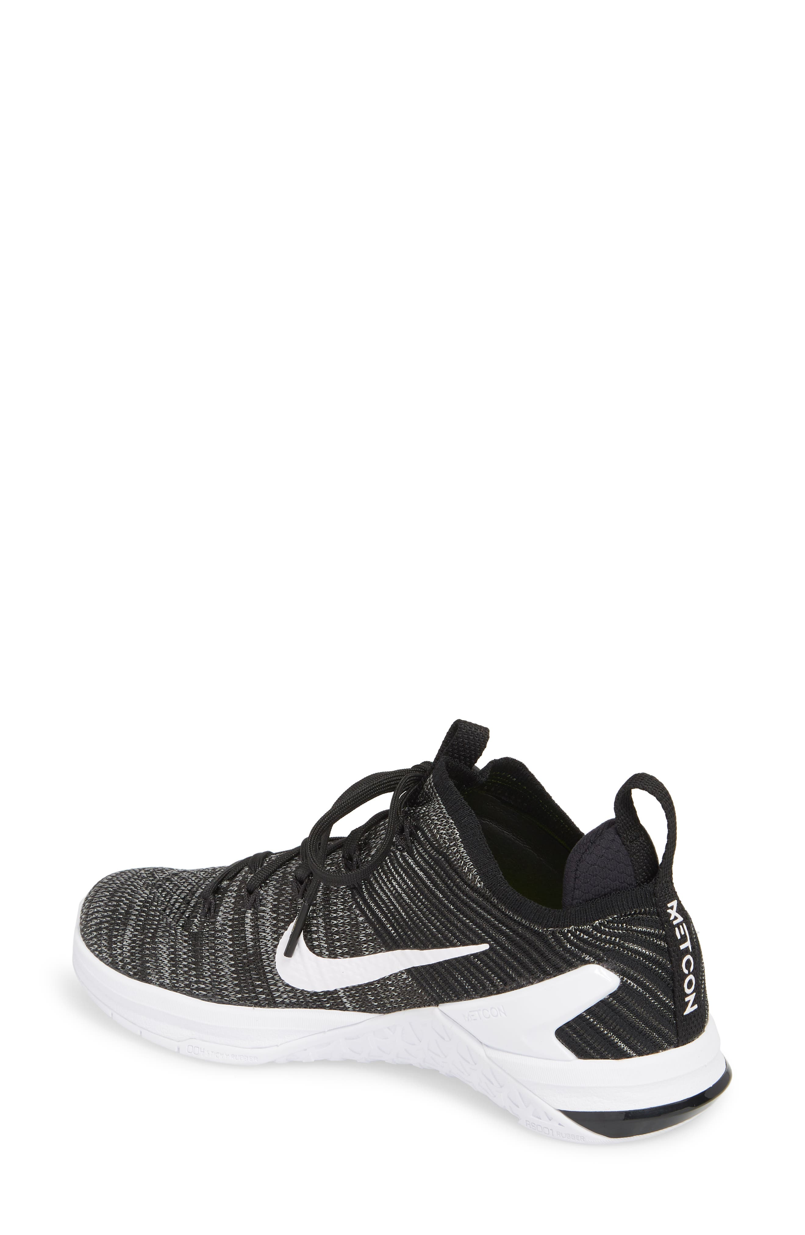 Metcon DSX Flyknit 2 Training Shoe,                             Alternate thumbnail 9, color,