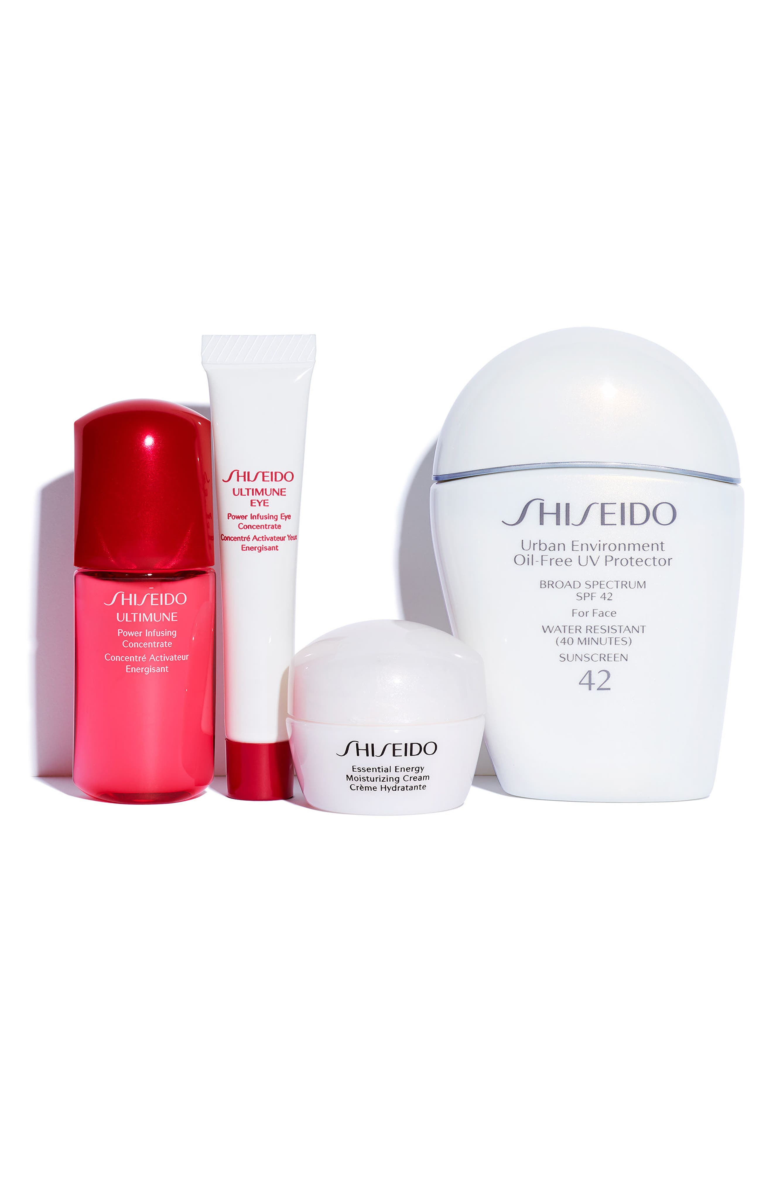 Ultimate Energized Glowing Skin Set,                         Main,                         color, 000