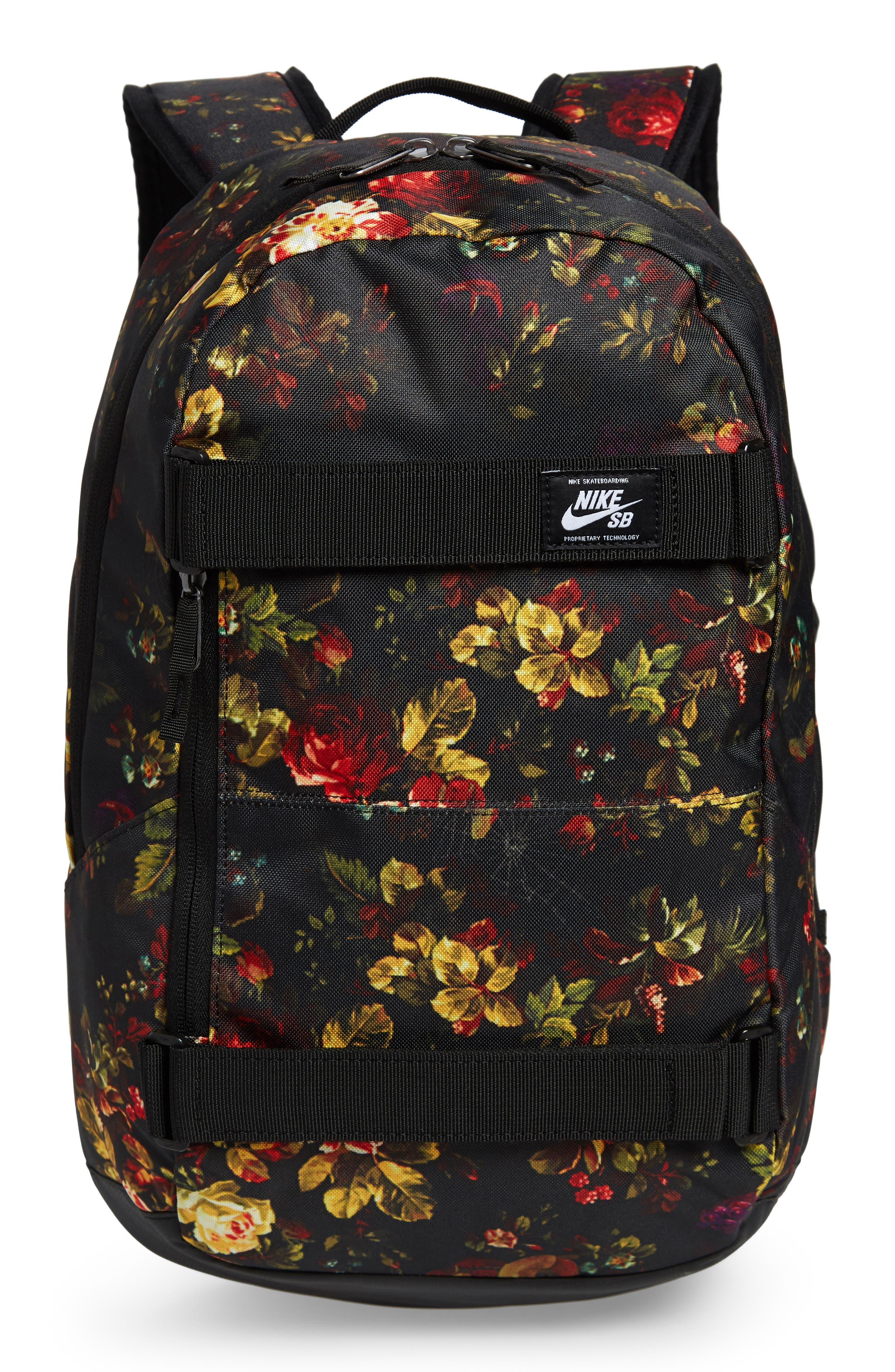 Courthouse Backpack,                         Main,                         color, BLACK