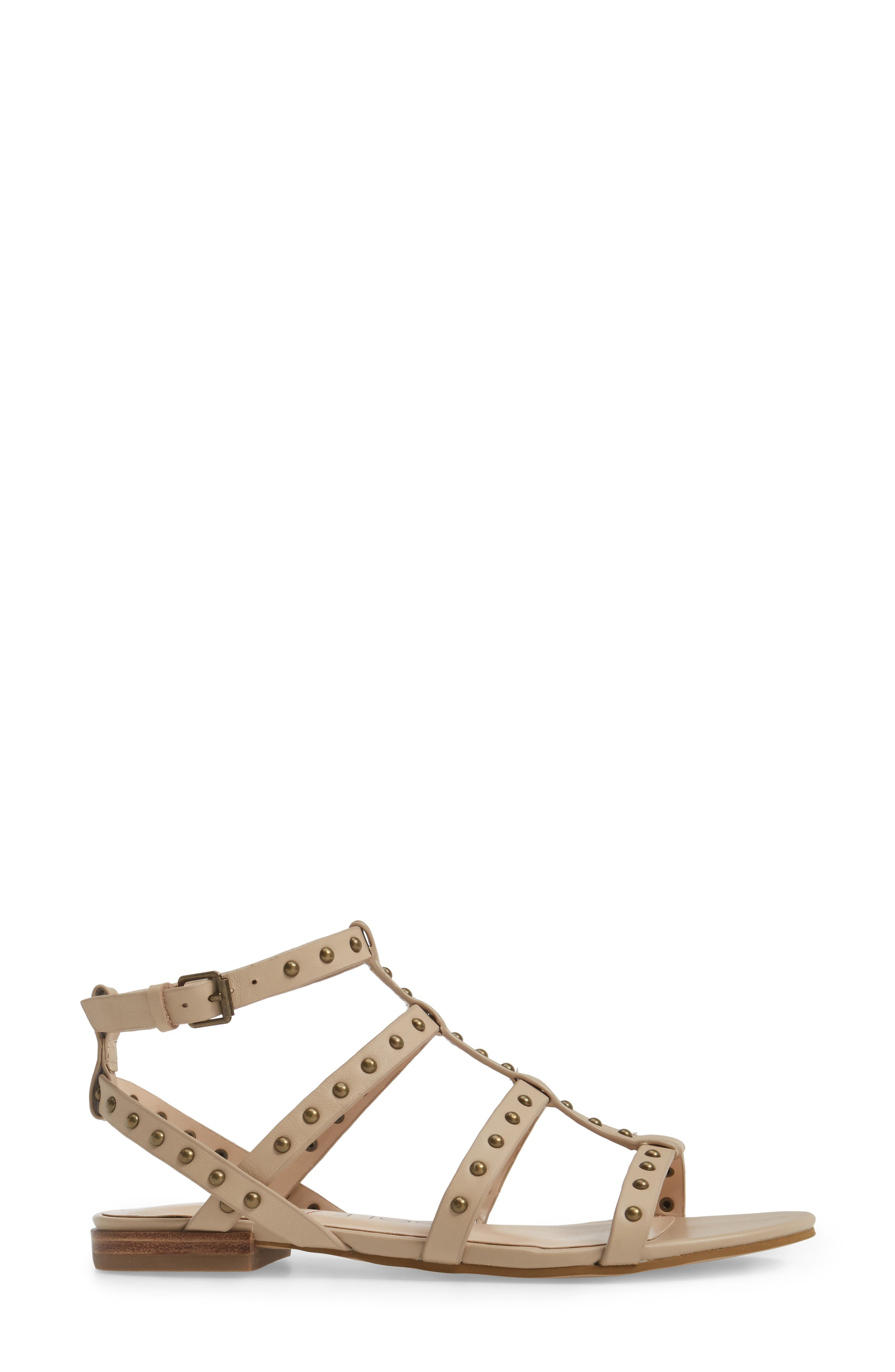 Celine Sandal,                             Alternate thumbnail 6, color,