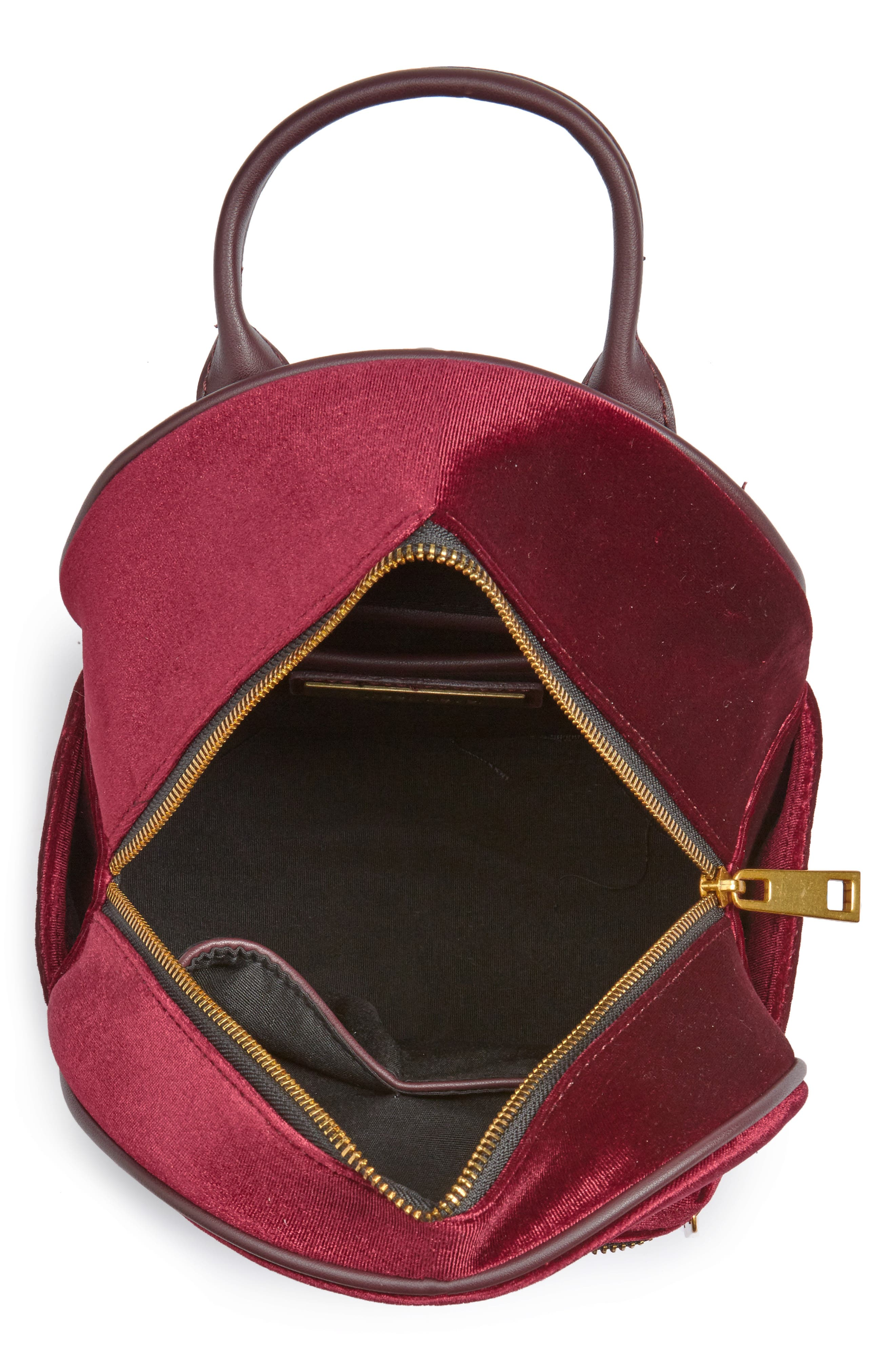 Velvet Backpack,                             Alternate thumbnail 16, color,