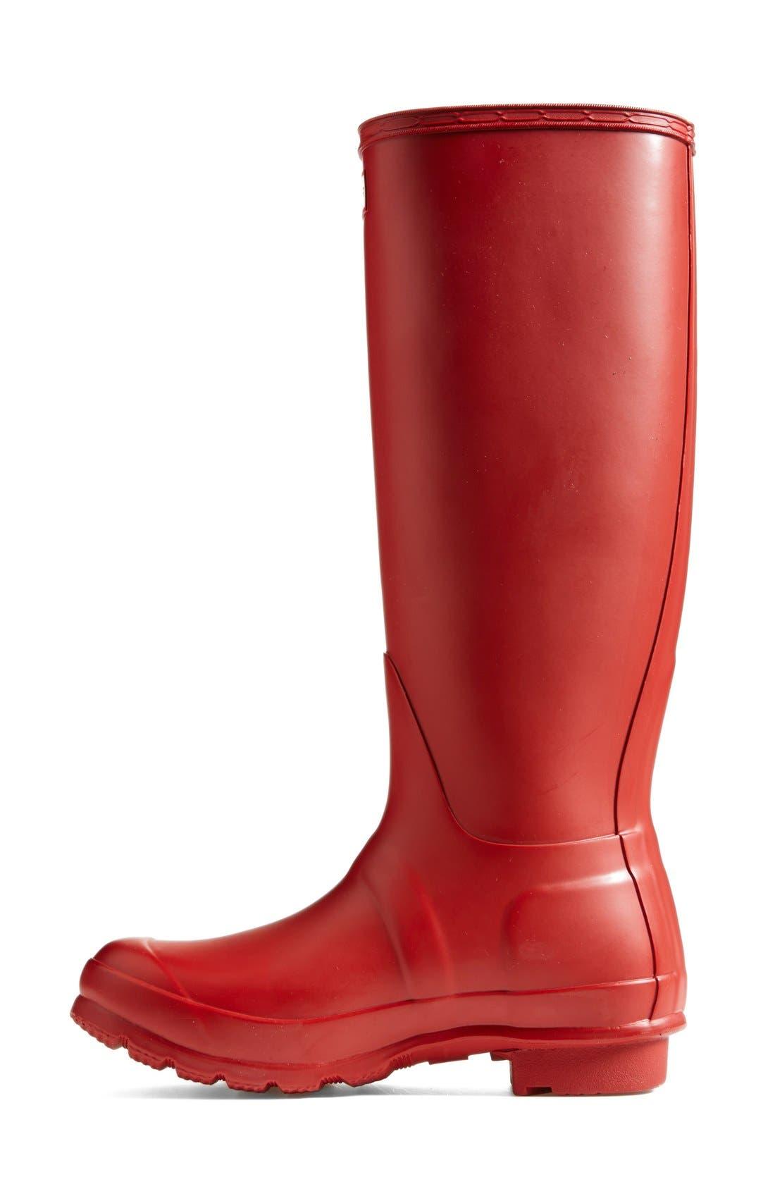 'Original Tall' Rain Boot,                             Alternate thumbnail 318, color,