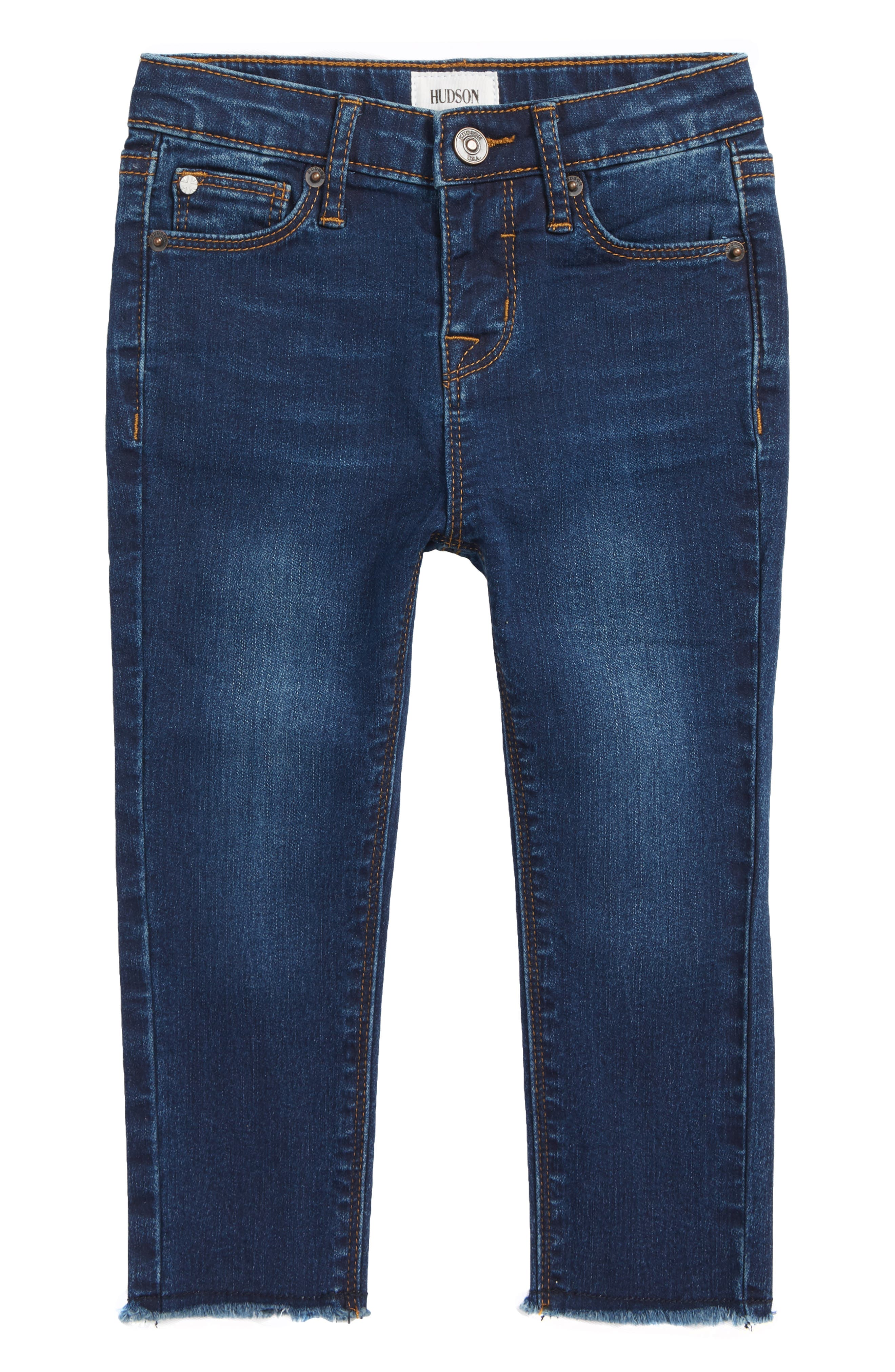 Calin Pull-On Skinny Jeans,                             Main thumbnail 1, color,                             BDT-BLUE DEPTHS