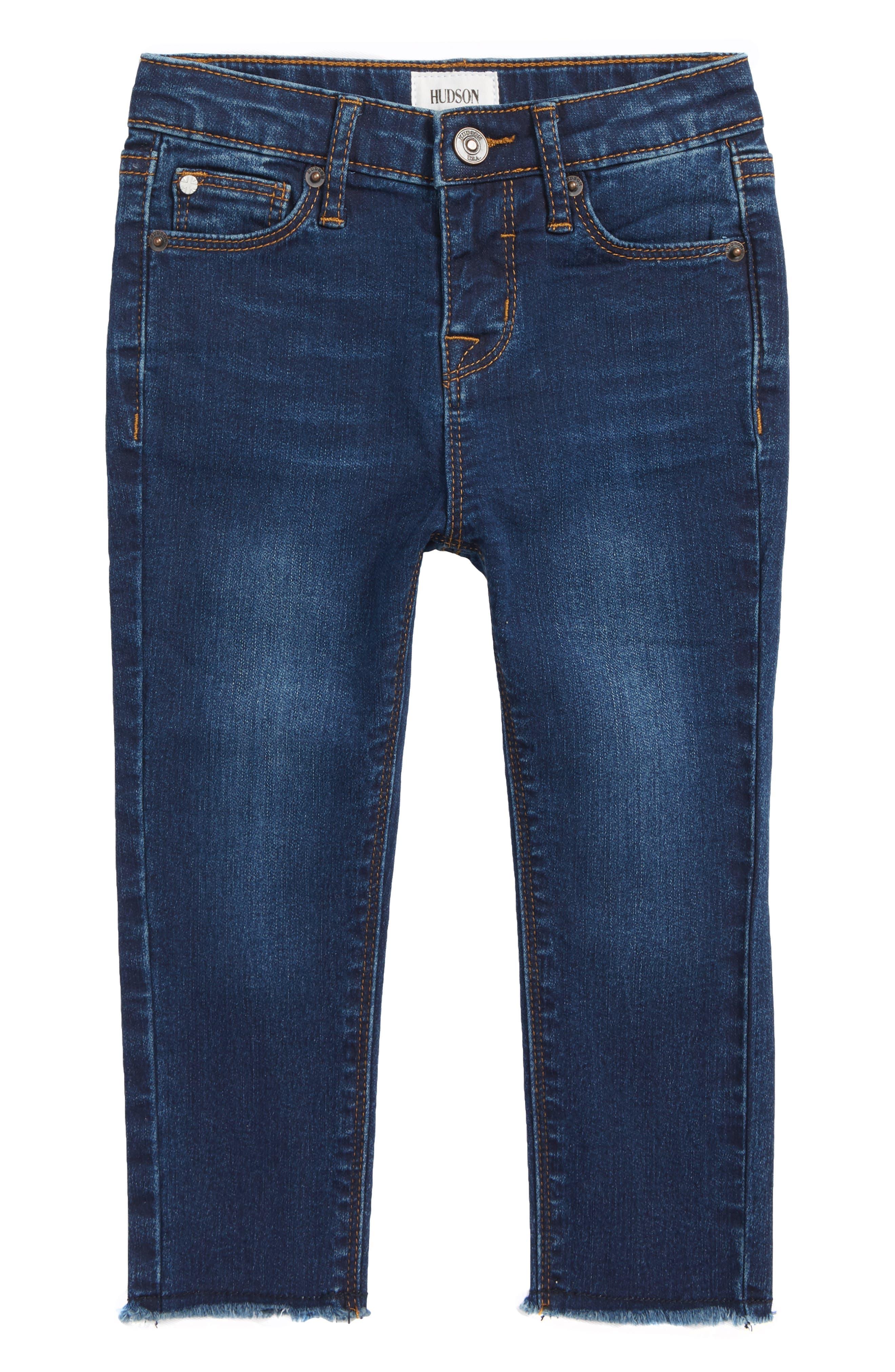 Calin Pull-On Skinny Jeans,                         Main,                         color, BDT-BLUE DEPTHS