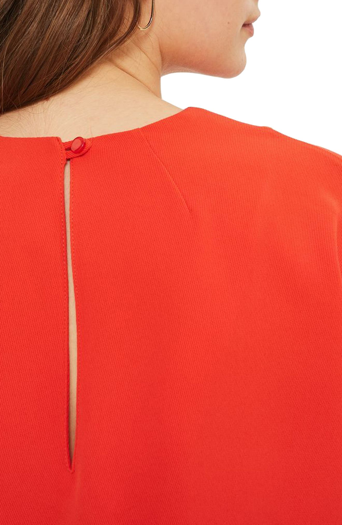 Split Sleeve Top,                             Alternate thumbnail 8, color,