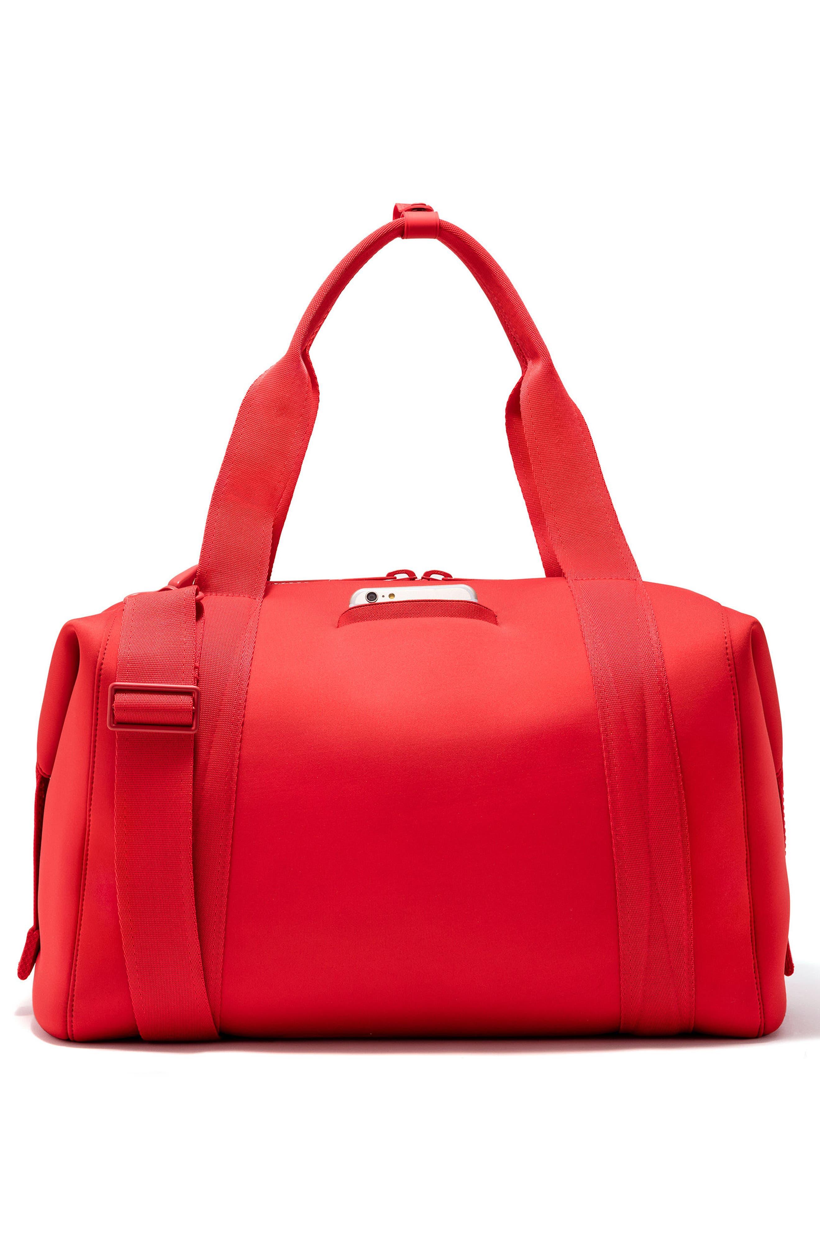 365 Large Landon Neoprene Carryall Duffel Bag,                             Alternate thumbnail 34, color,