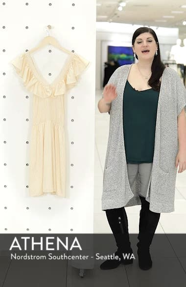 Ruffle Dress, sales video thumbnail