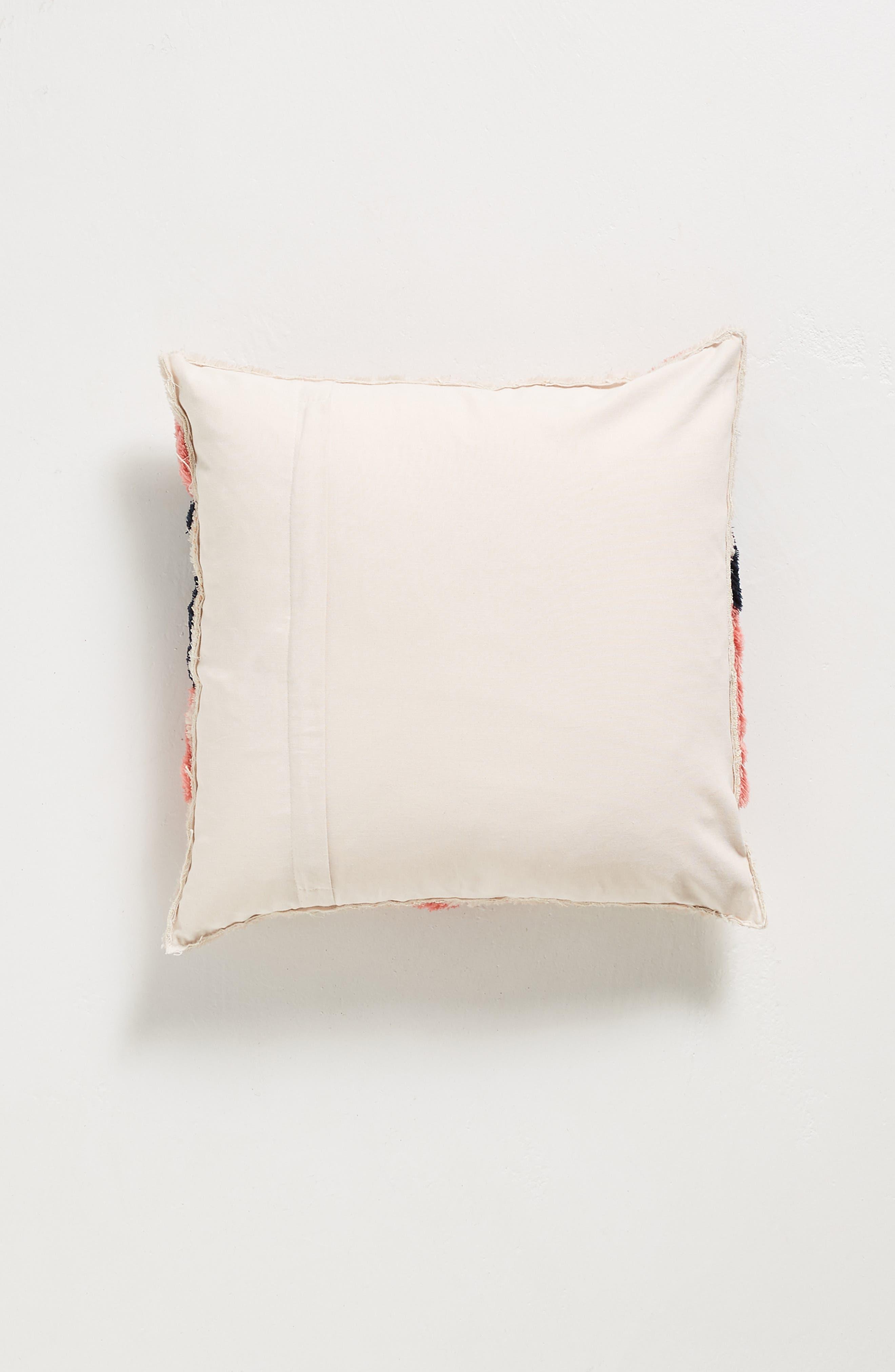 Liza Accent Pillow,                             Alternate thumbnail 2, color,                             PINK