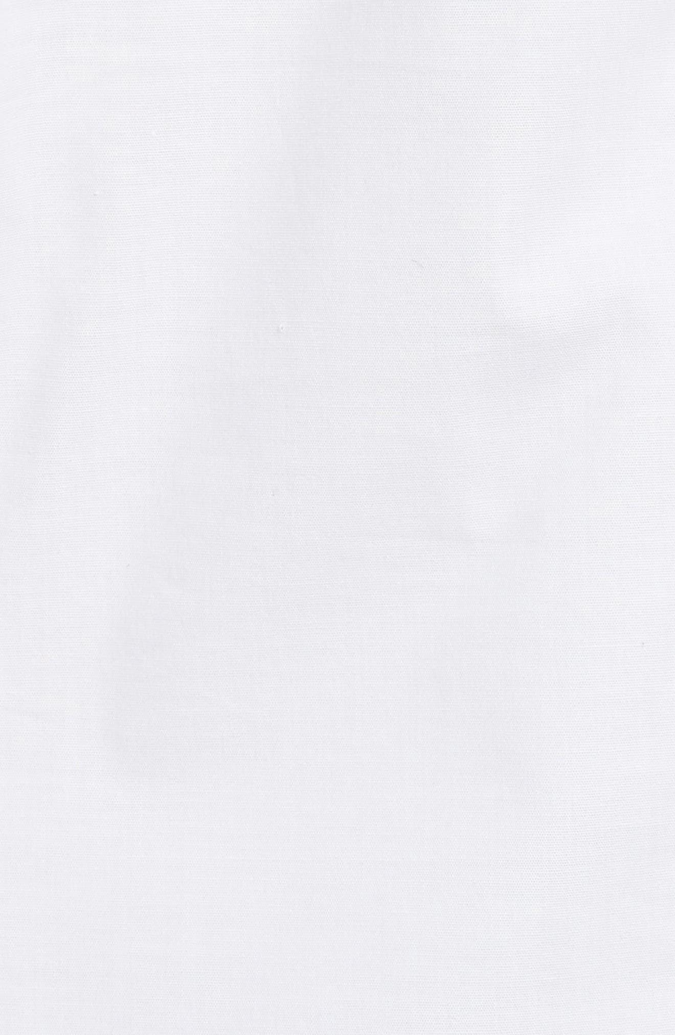 Bagiana Off the Shoulder Blouse,                             Alternate thumbnail 5, color,                             100