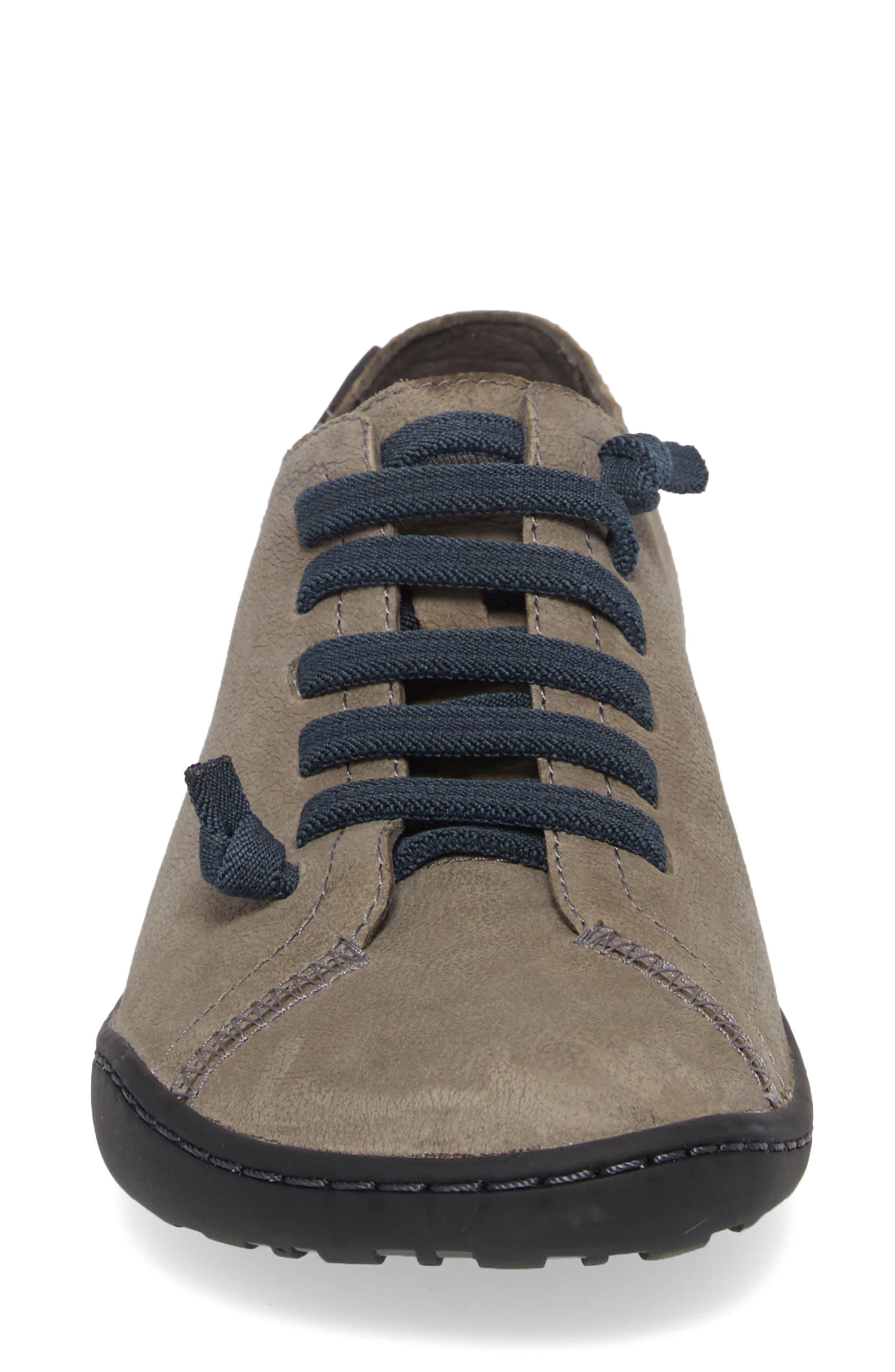 Peu Cami Sneaker,                             Alternate thumbnail 4, color,                             GRAY