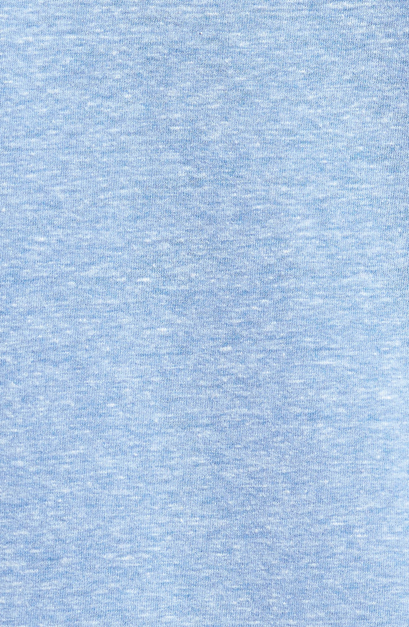 LA Slim Fit Heathered T-Shirt,                             Alternate thumbnail 14, color,