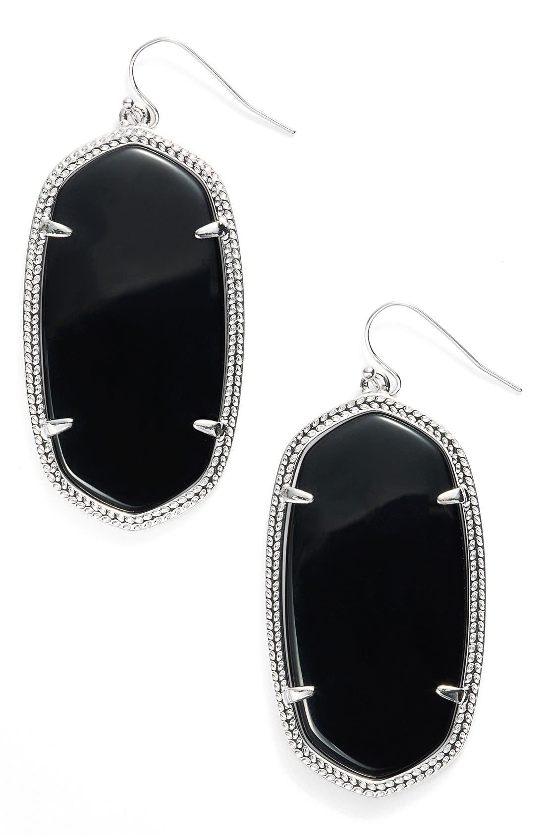 Danielle - Large Oval Statement Earrings,                             Main thumbnail 32, color,