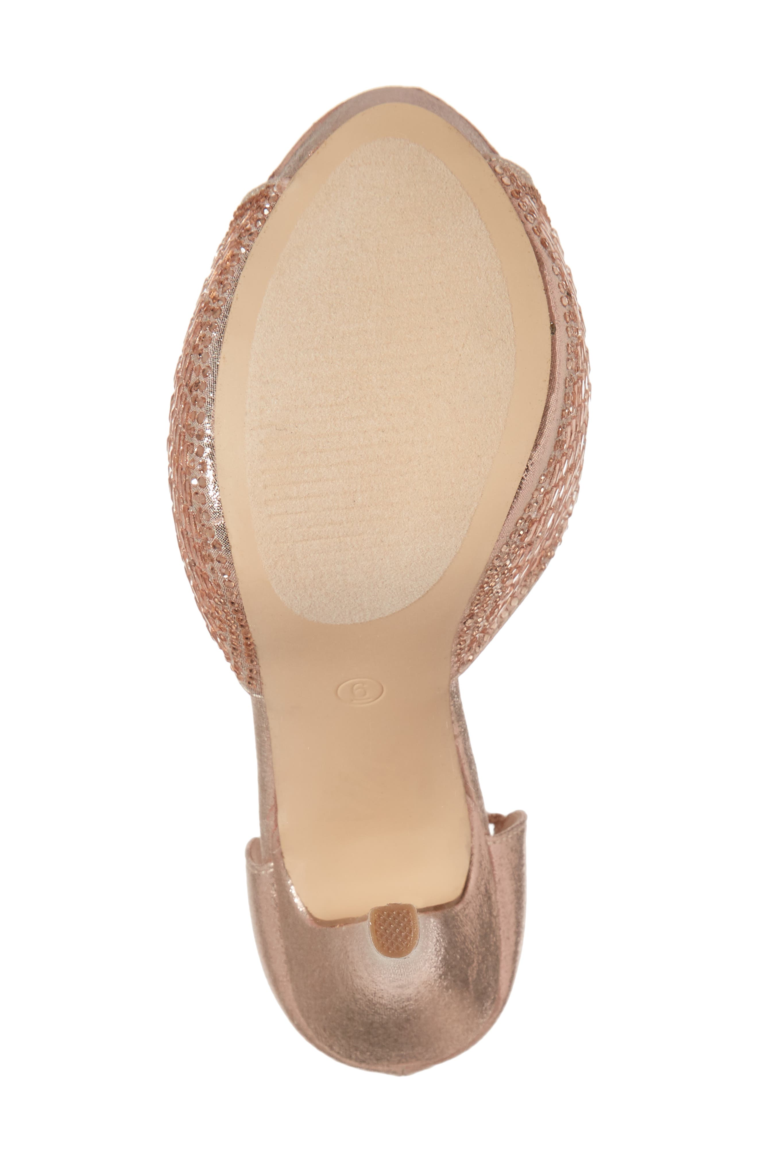 Vivian 4 Crystal Embellished Sandal,                             Alternate thumbnail 18, color,