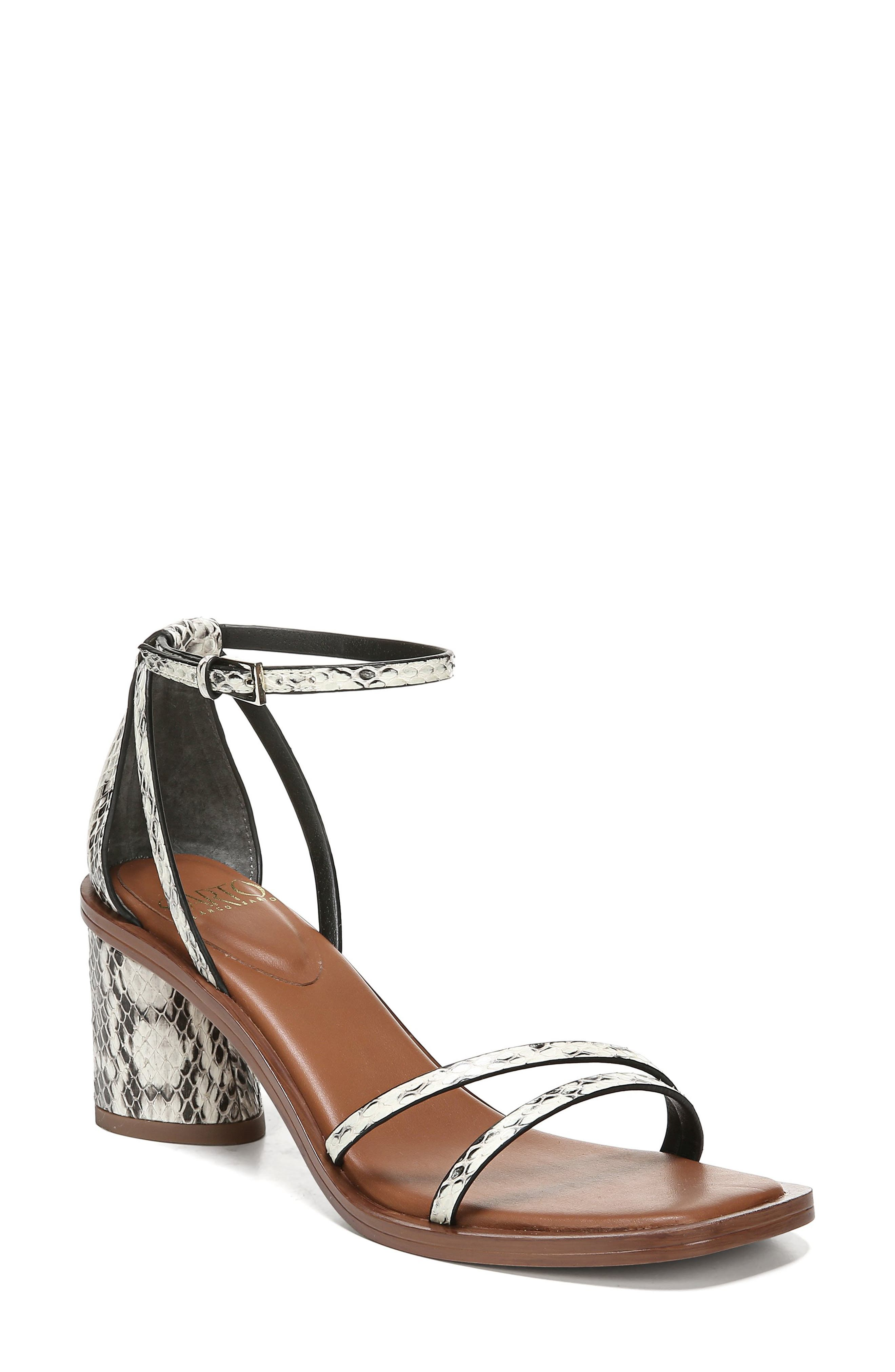 a91be7d2a2f6 Sarto By Franco Sarto A-Ronelle Ankle Strap Sandal