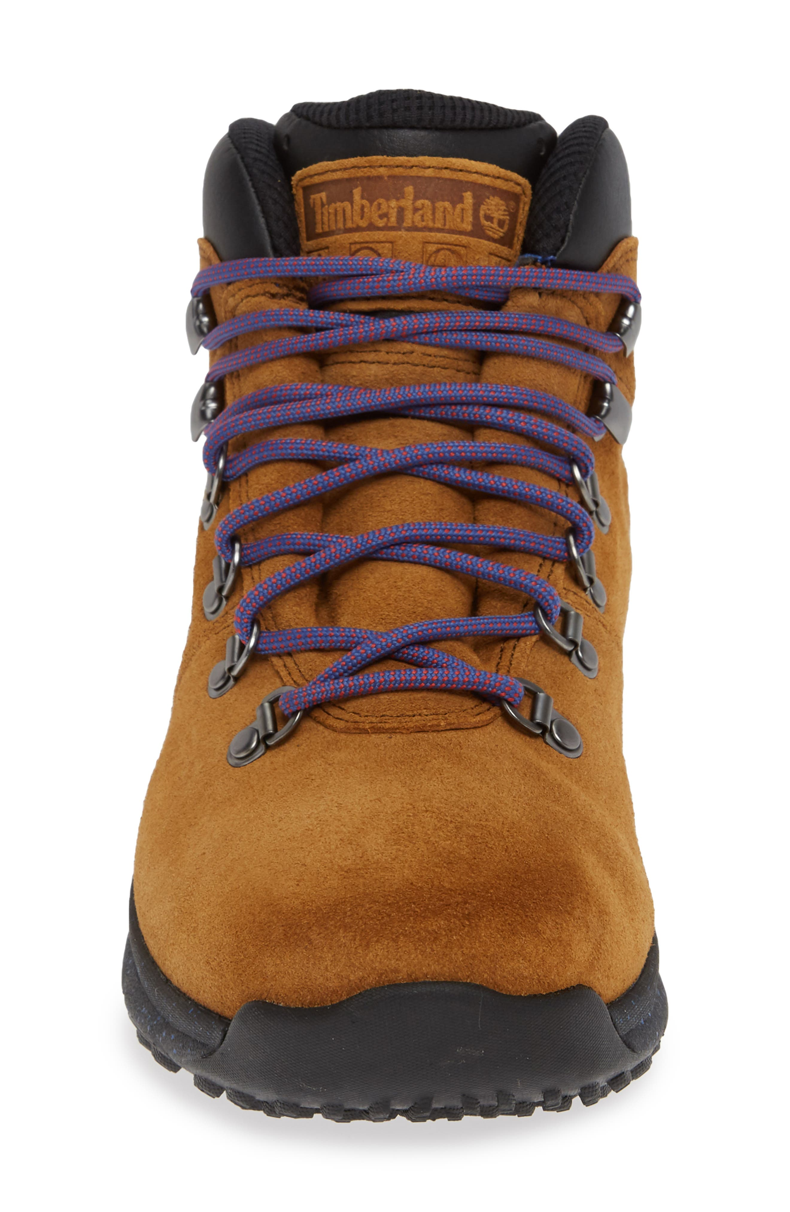 World Hiker Waterproof Boot,                             Alternate thumbnail 4, color,                             210
