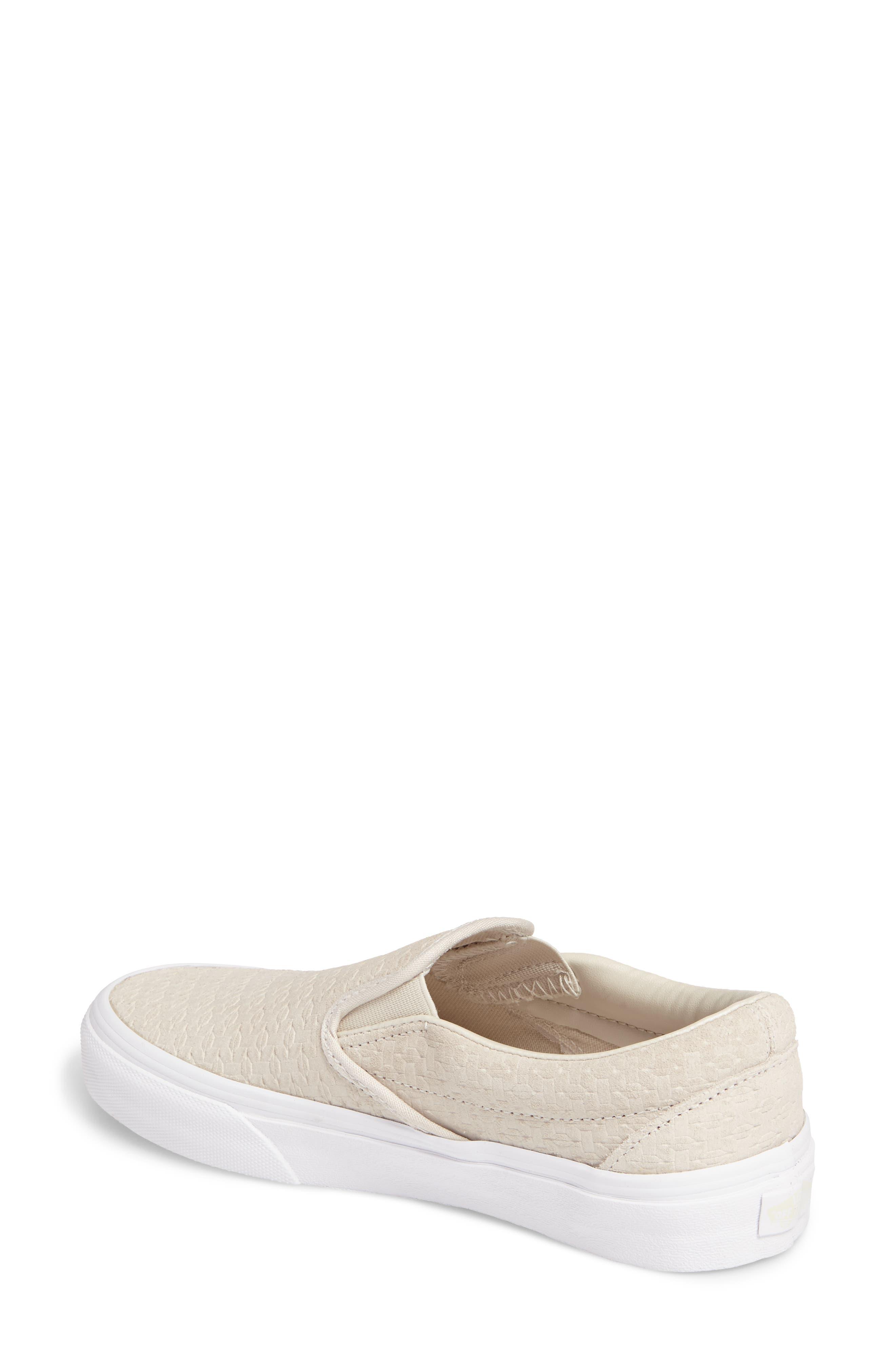 Classic Slip-On Sneaker,                             Alternate thumbnail 151, color,