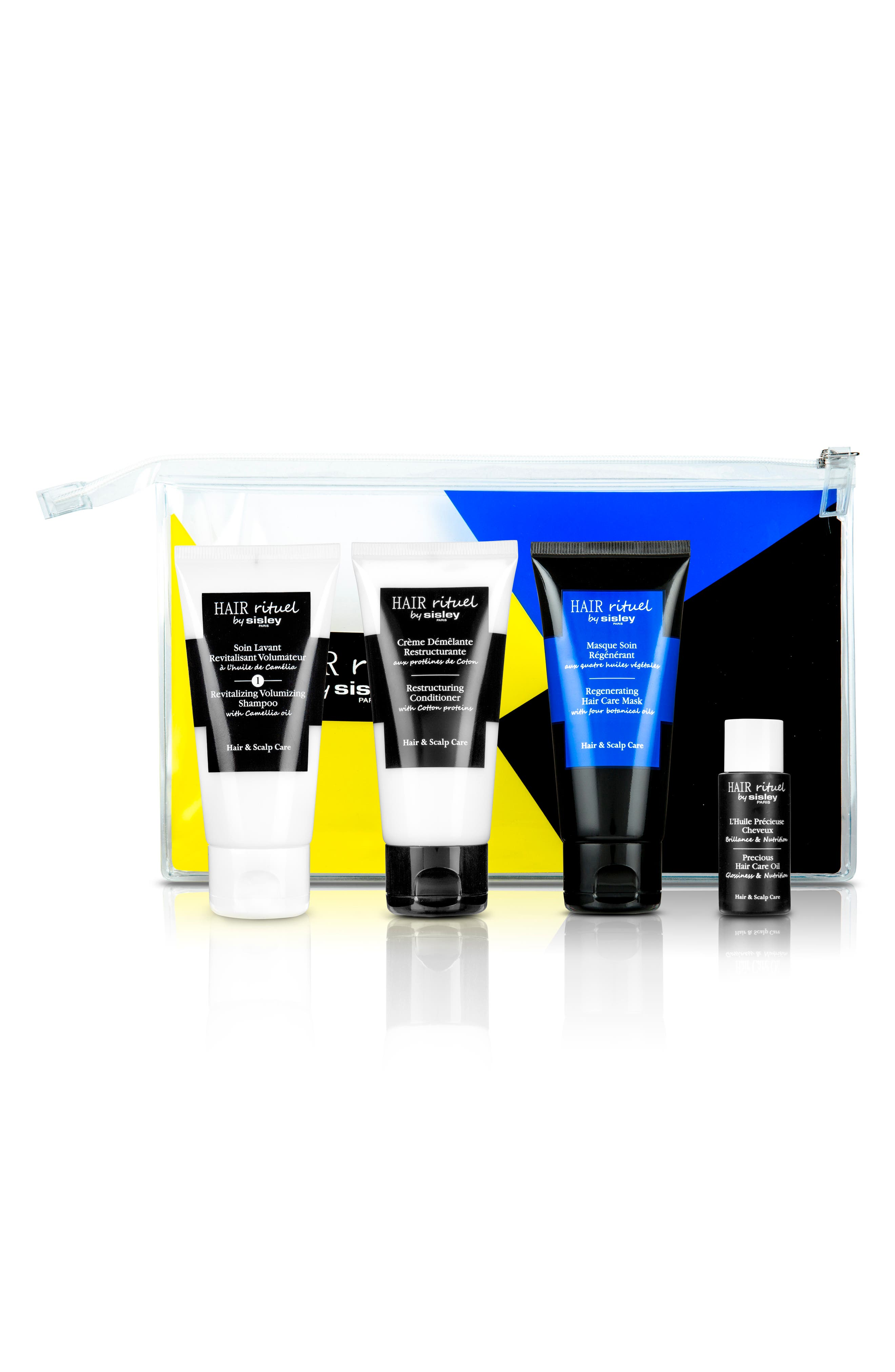 Hair Ritual Discovery Set,                         Main,                         color, NO COLOR