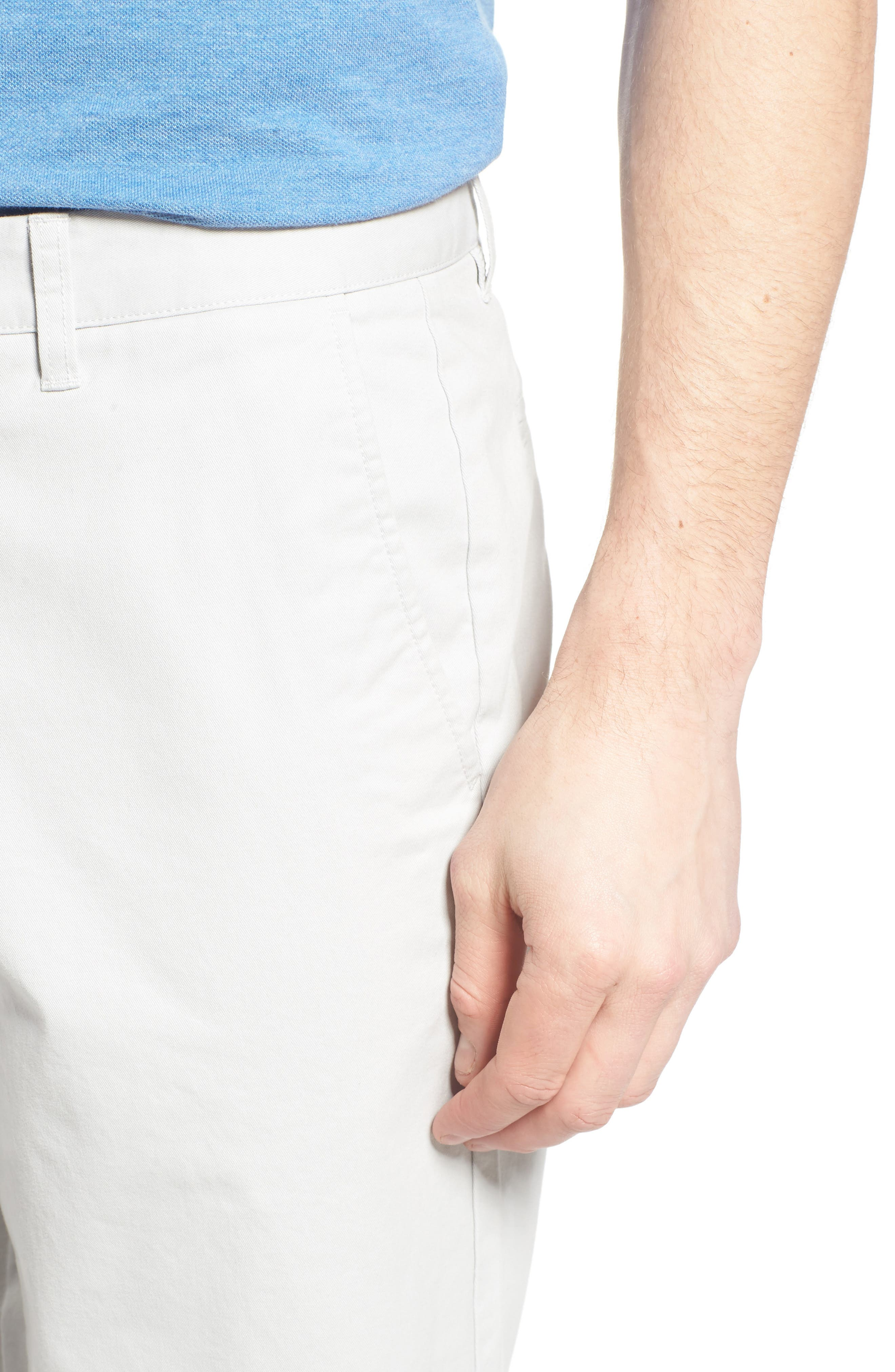 Stretch Washed Chino 11-Inch Shorts,                             Alternate thumbnail 77, color,