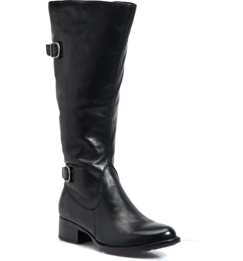 Purchase Børn Gibb Knee High Riding Boot (Women) Compare prices
