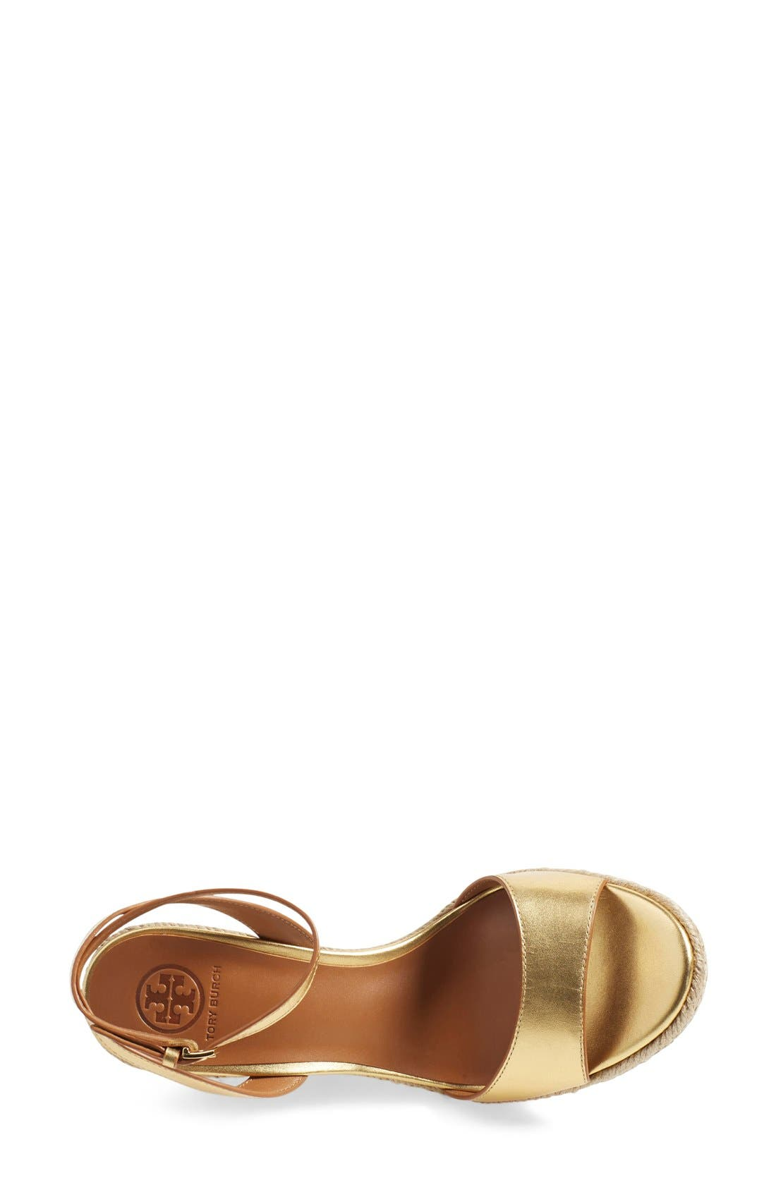 Wedge Sandal,                             Alternate thumbnail 2, color,                             710