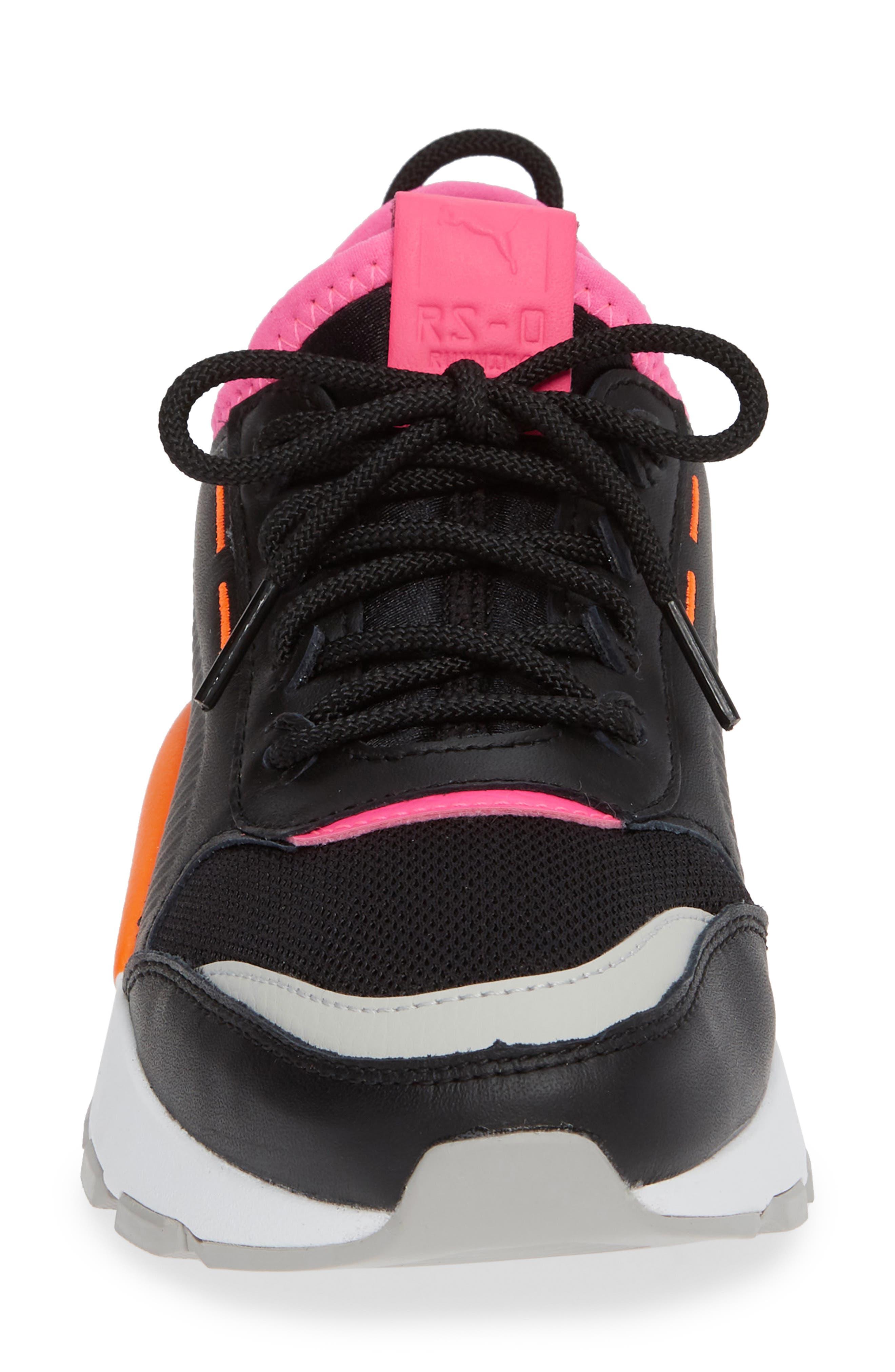 RS-0 Sneaker,                             Alternate thumbnail 4, color,                             001
