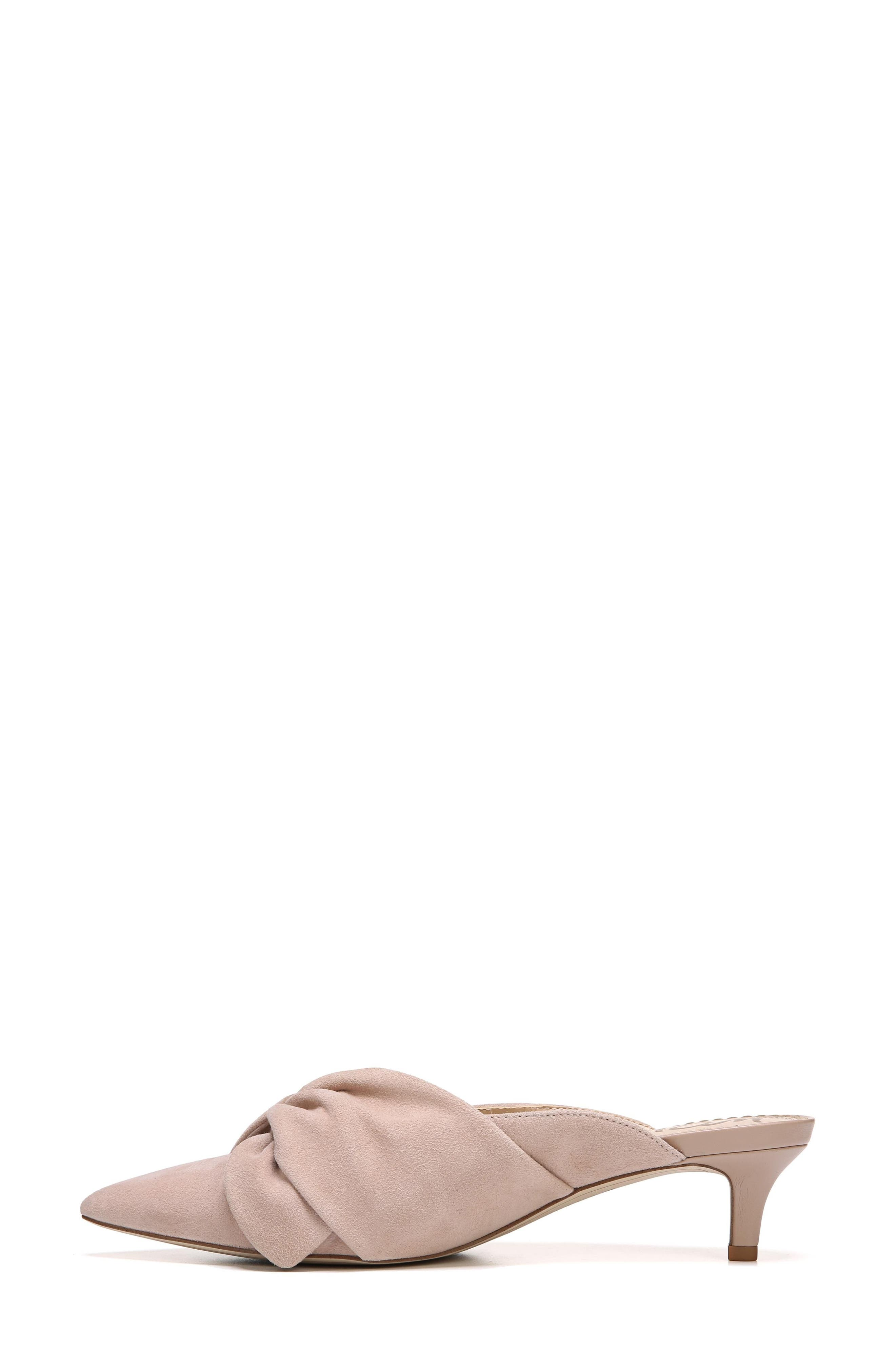 Laney Pointy Toe Mule,                             Alternate thumbnail 18, color,