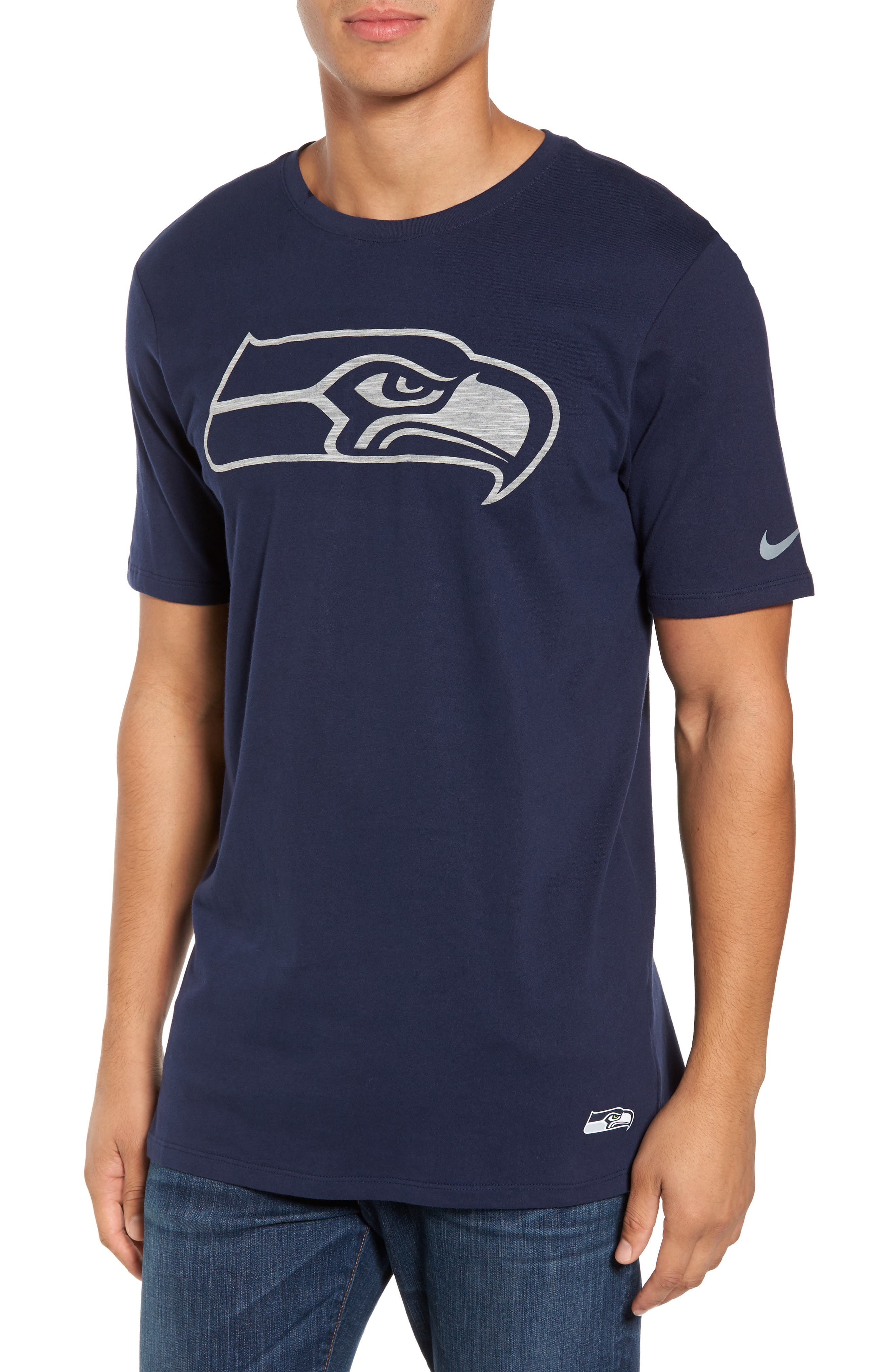 NFL Team Graphic T-Shirt,                             Main thumbnail 6, color,