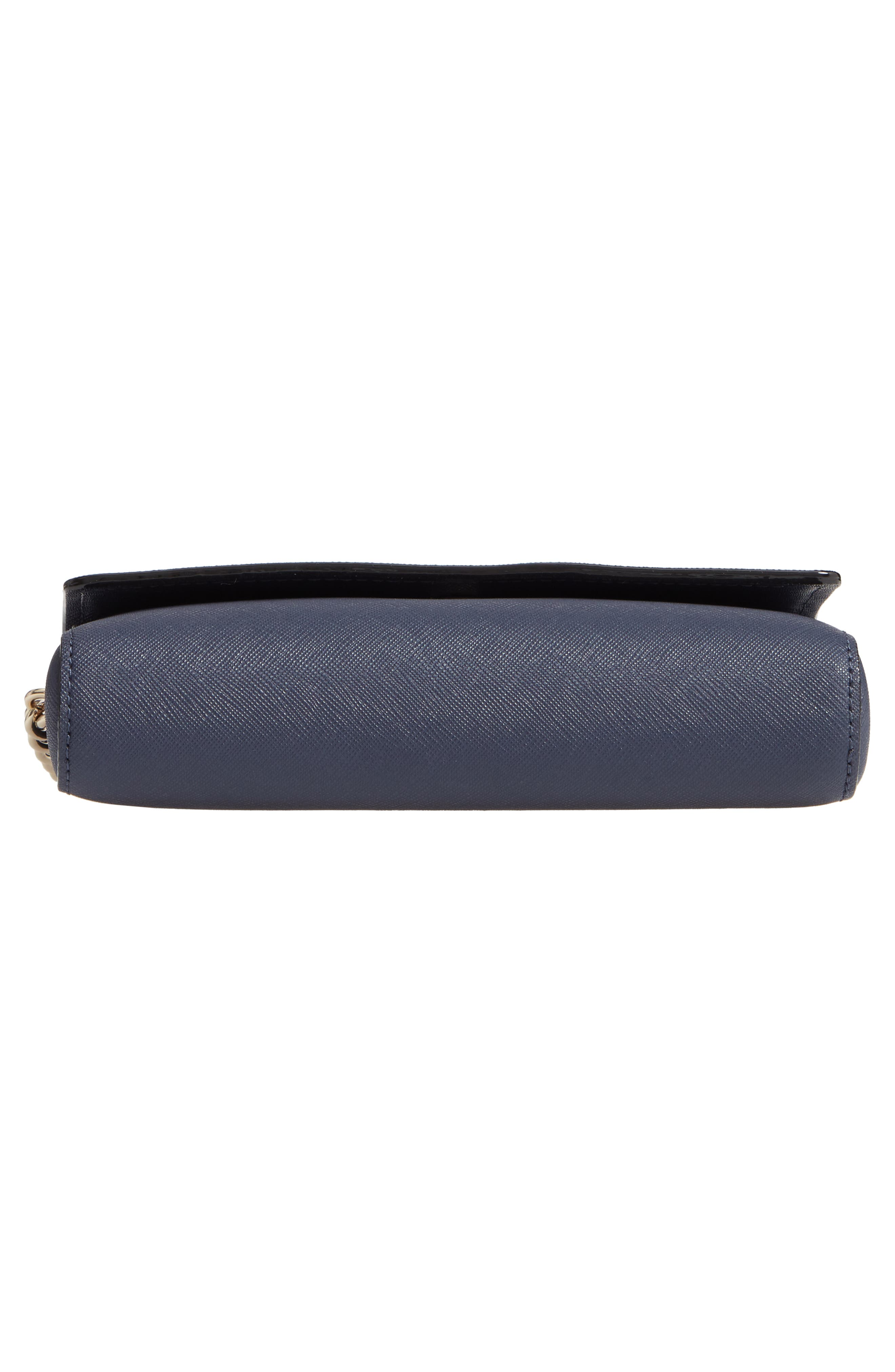 cameron street - delilah belt bag,                             Alternate thumbnail 6, color,                             BLAZER BLUE