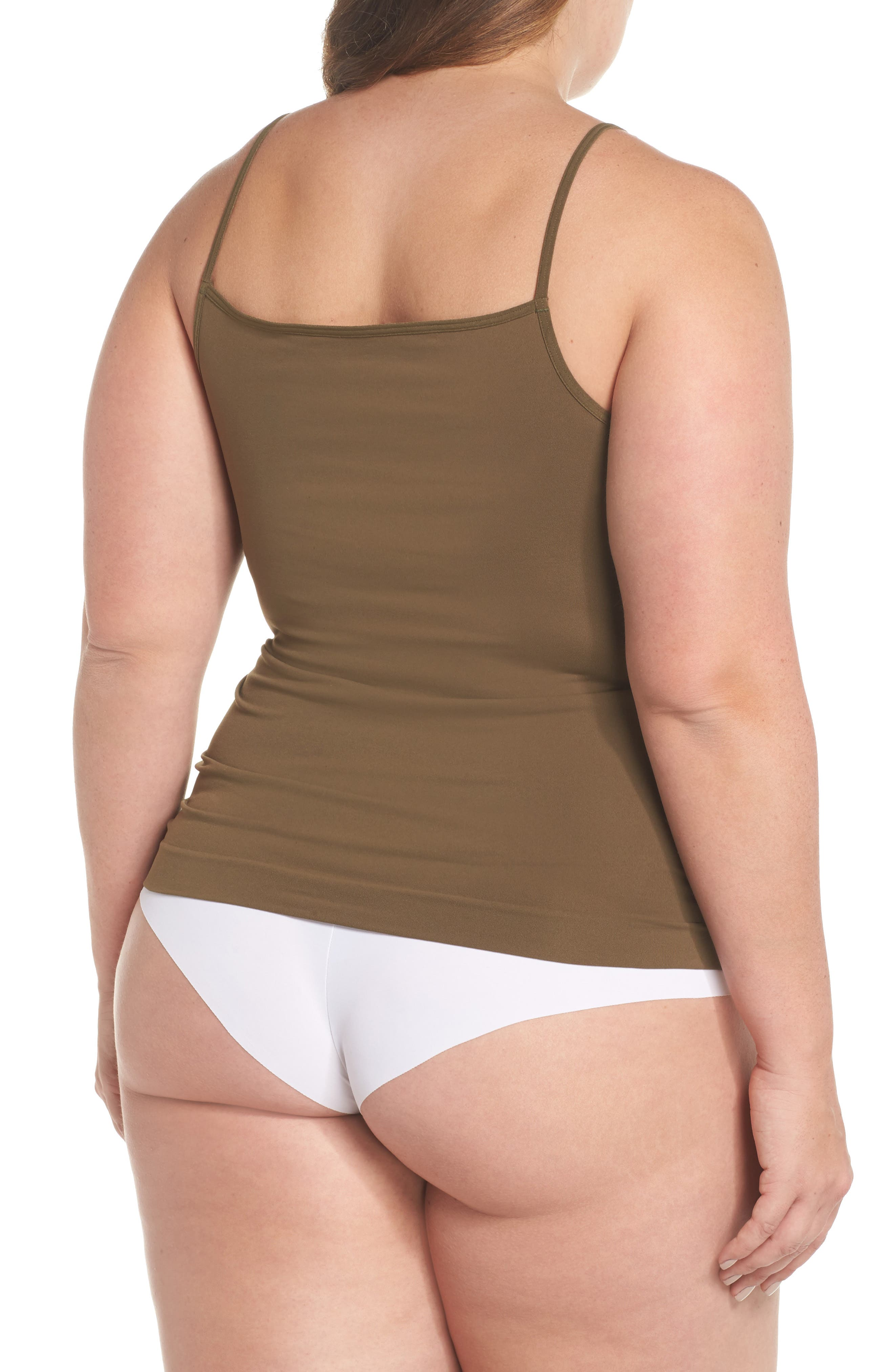 Seamless Two-Way Camisole,                             Alternate thumbnail 19, color,
