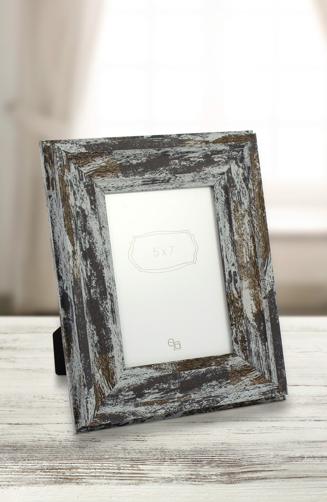 Distressed Picture Frame,                             Alternate thumbnail 2, color,                             020