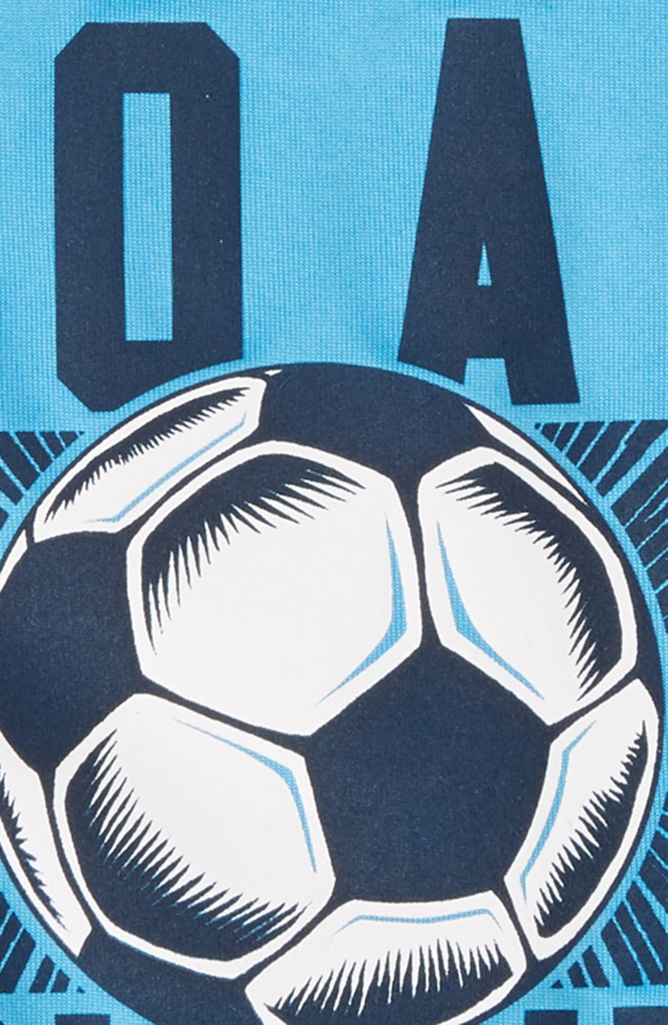 Goal Crusher HeatGear<sup>®</sup> T-Shirt,                             Alternate thumbnail 2, color,