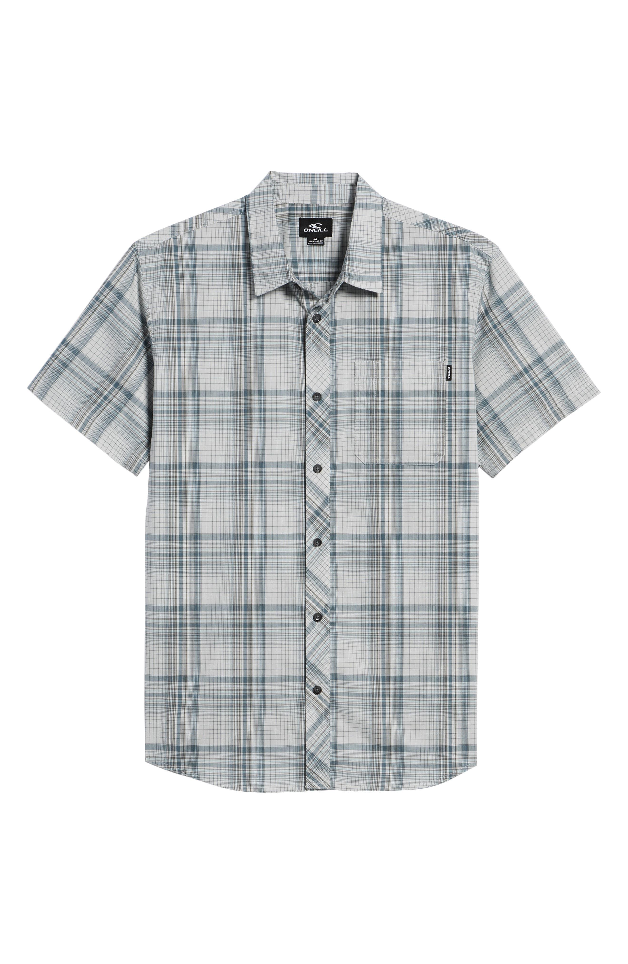 Sturghill Woven Shirt,                             Alternate thumbnail 6, color,                             036