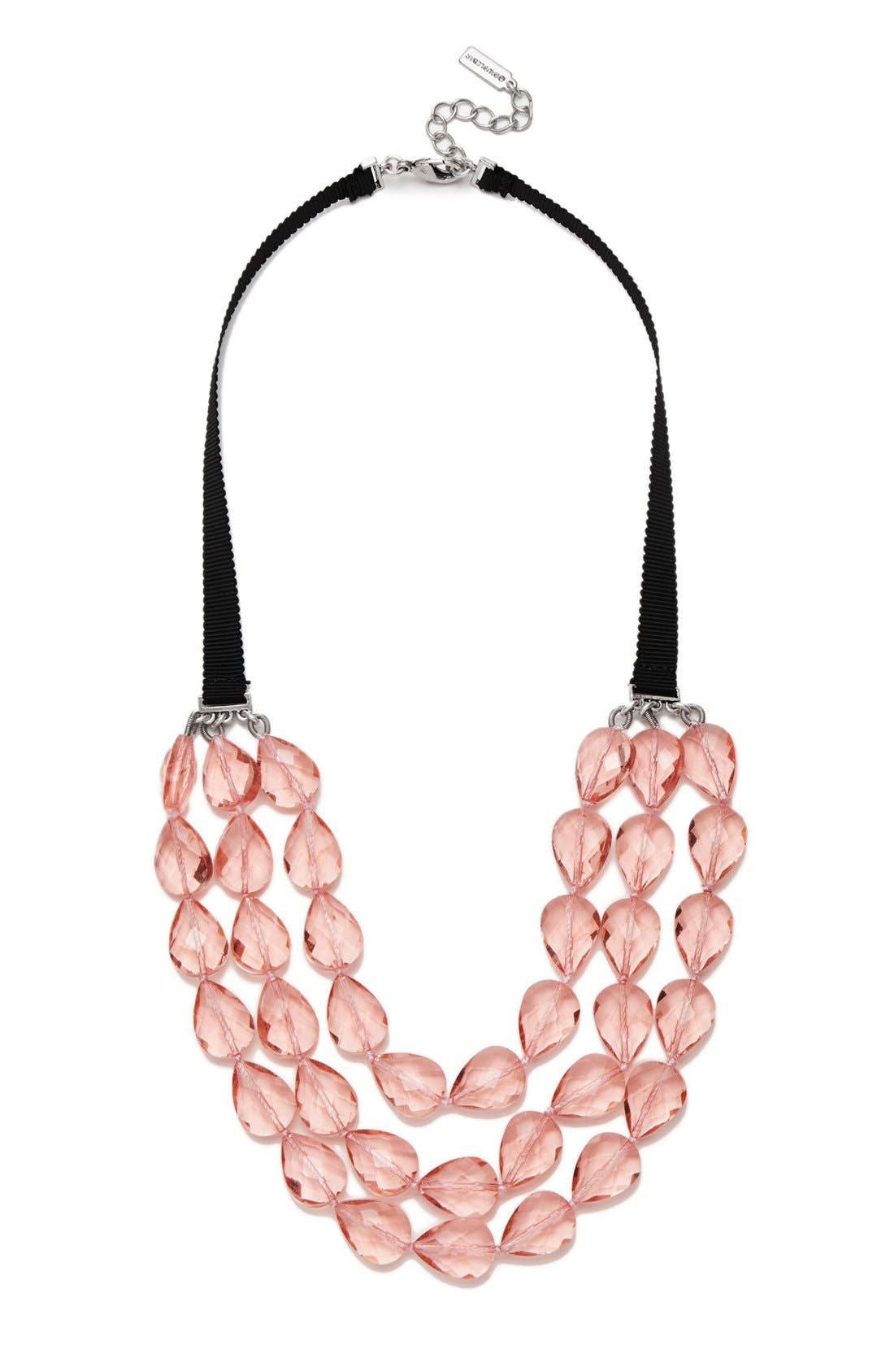 'Stassi' Collar Necklace,                             Main thumbnail 2, color,